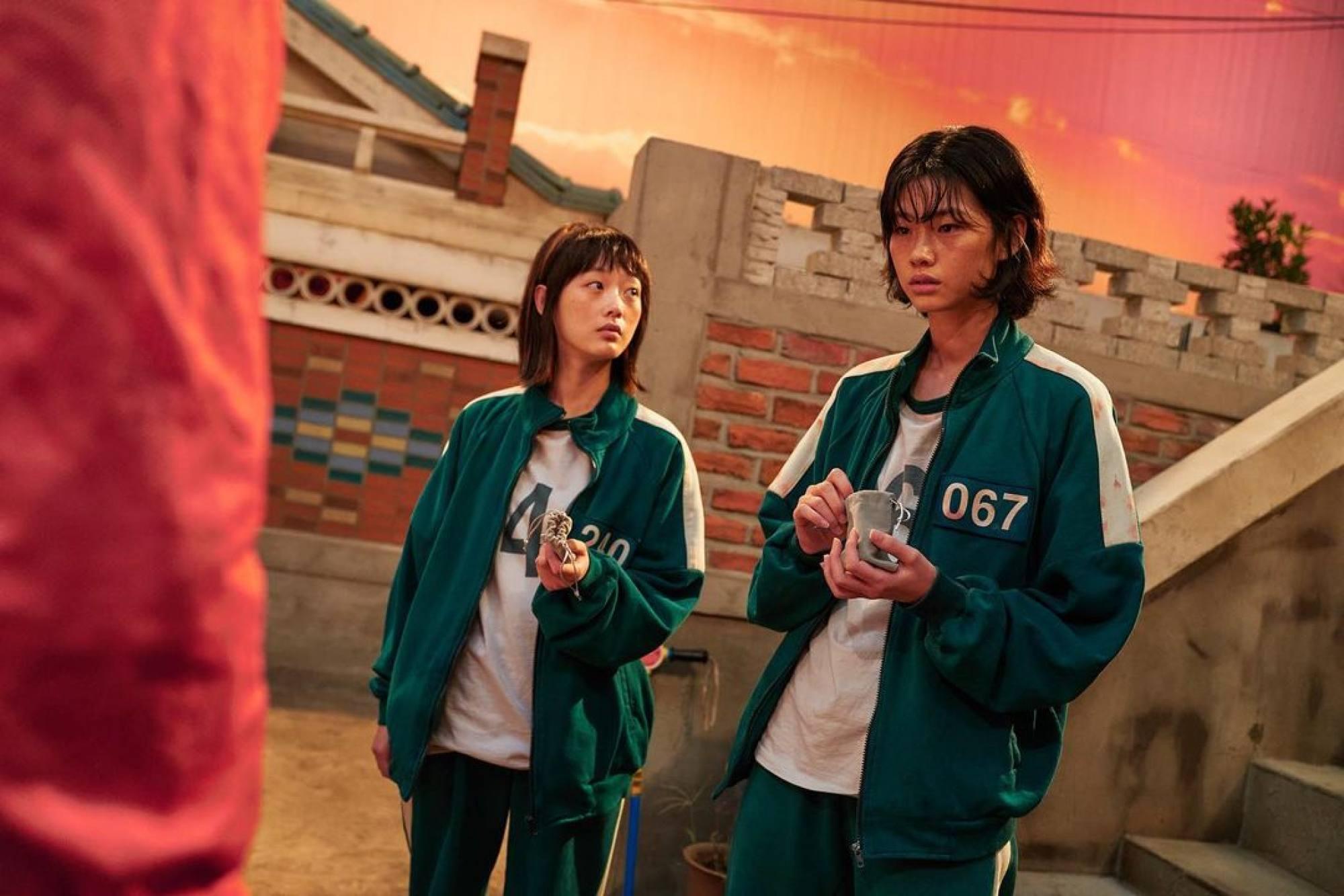 Jung Ho-yeon plays a North Korean pickpocket in Netflix hit Squid Game. Photo: @hoooooyeony/Instagram
