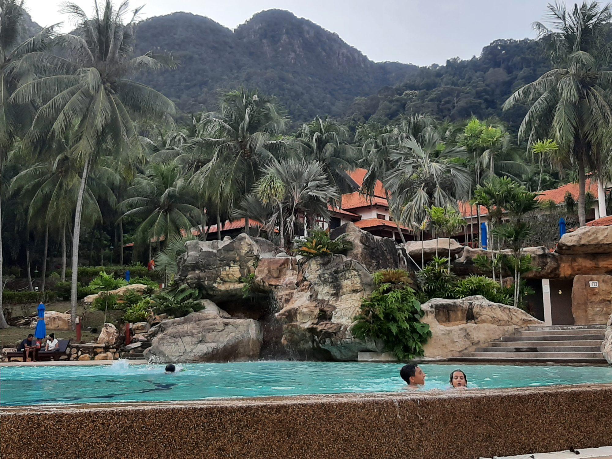 The Berjaya Langkawi Resort. Photo: Ziad El Muzayen