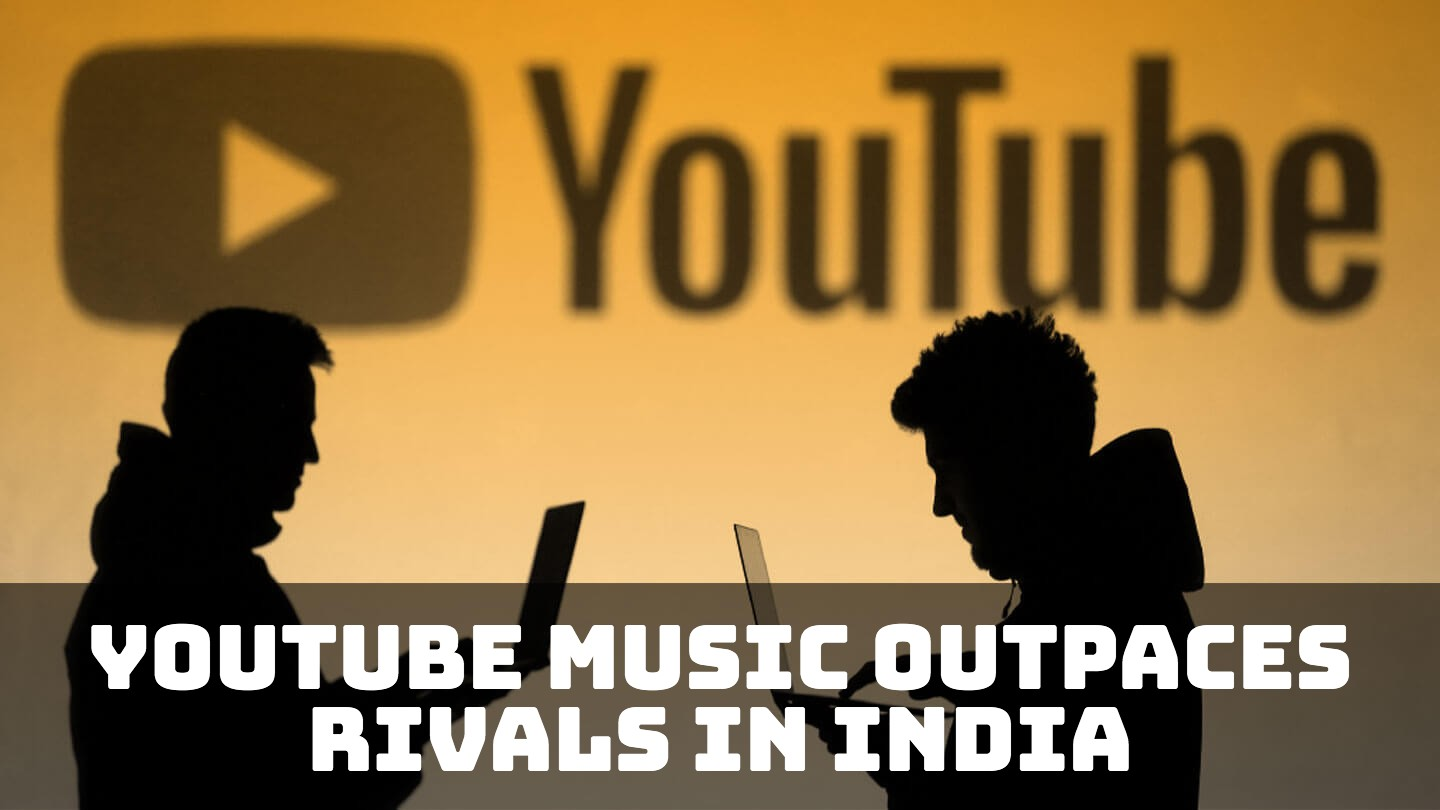 YouTube Music surpasses Spotify in India as TikTok owner joins the fray