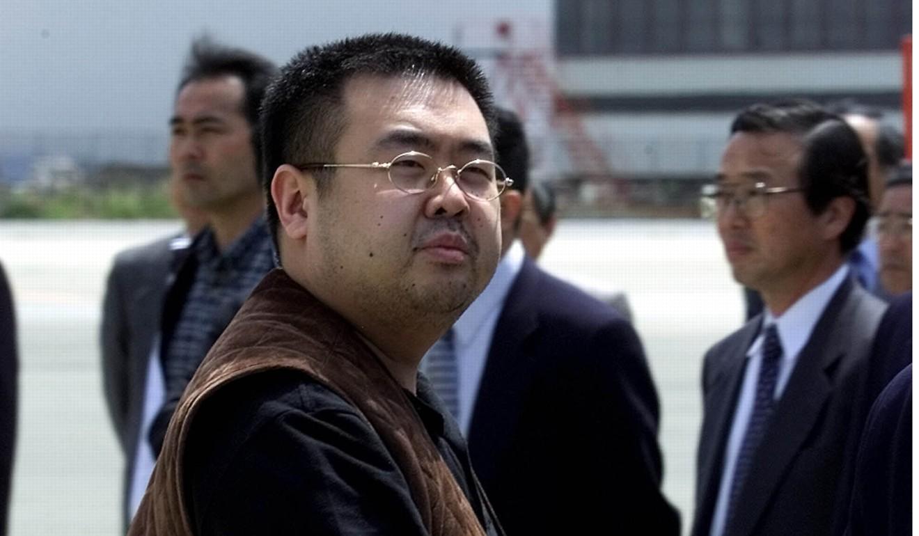 Kim Jong-nam was eldest son of former North Korean leader Kim Jong-il. Photo: AP