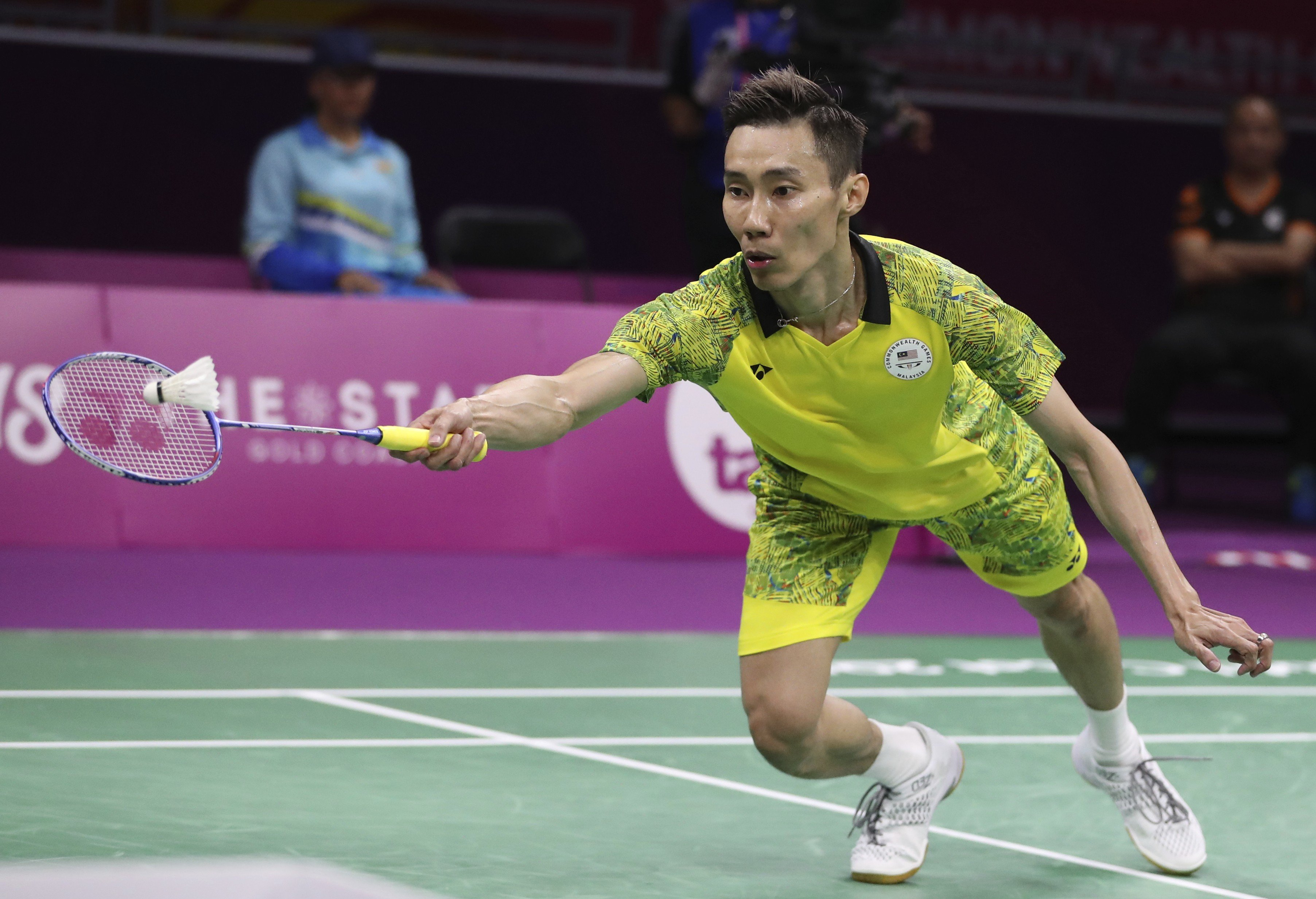 Lee Chong Wei And His Almost Impossible Mission Reaching