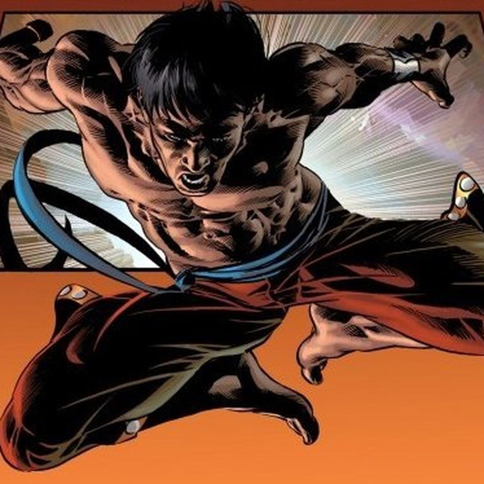Shang-Chi, Marvel's first Asian-led superhero film, will