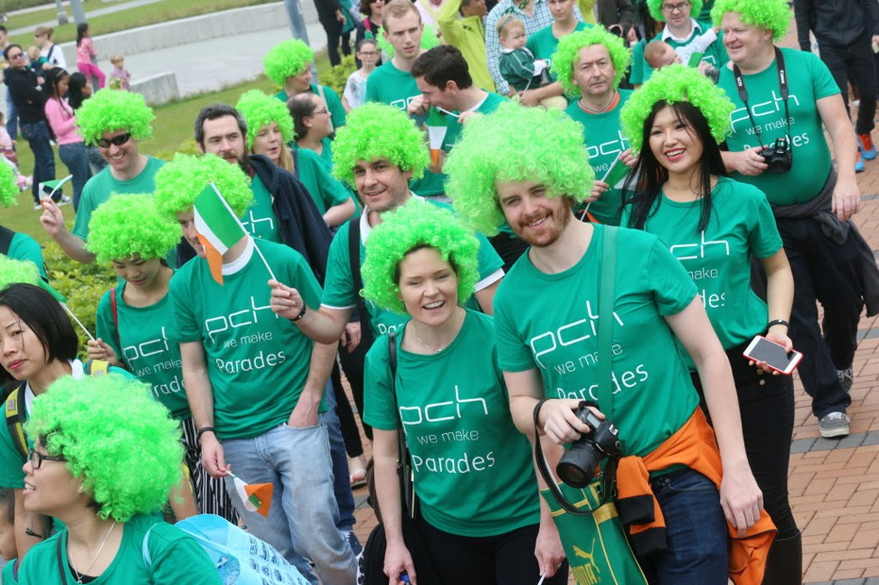 fc88b8e474 Hong Kong's St Patrick's Day celebrations: how city's Irish residents  celebrate their heritage | South China Morning Post