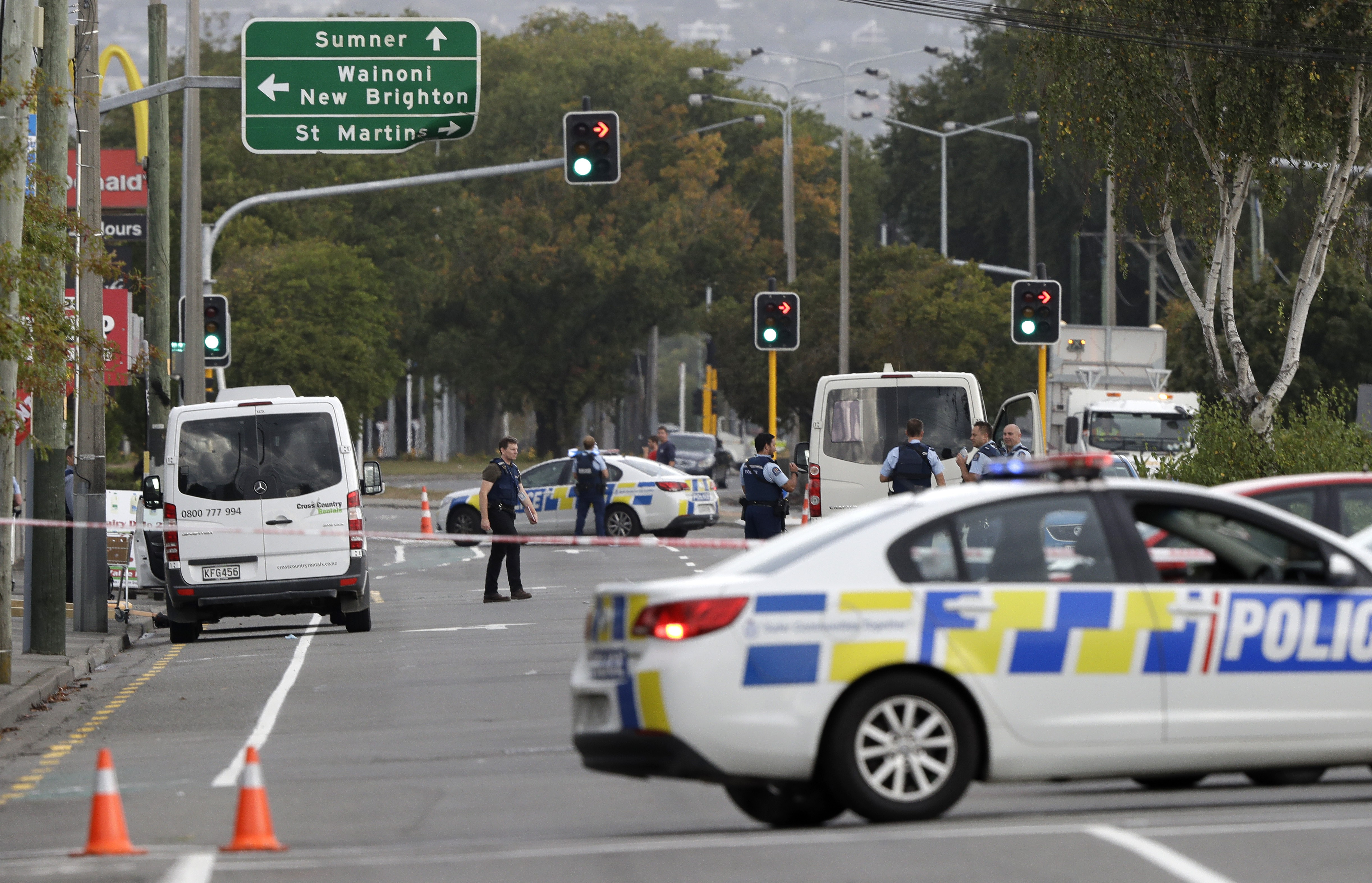 New Zealand shooting: 49 killed, more than 40 wounded in