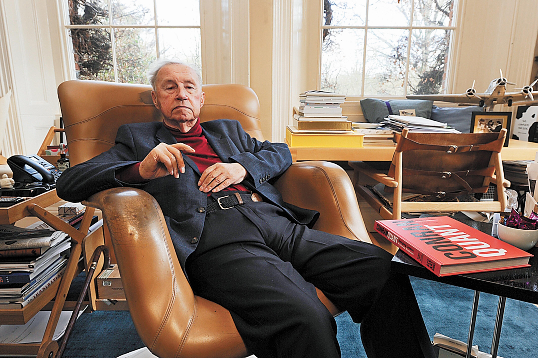 British Designer Terence Conran I Felt Intensely Depressed By