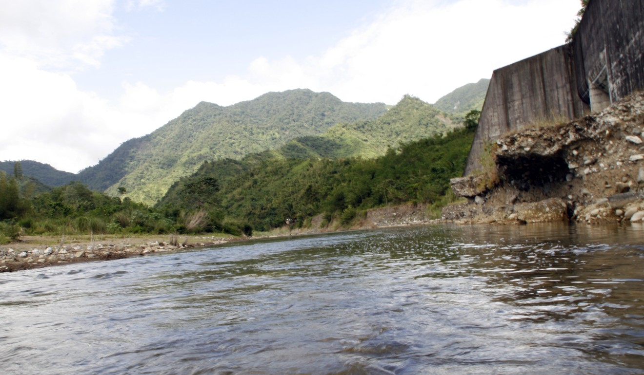 The site of the controversial Chinese-funded Kaliwa Dam Project. Photo: MWSS
