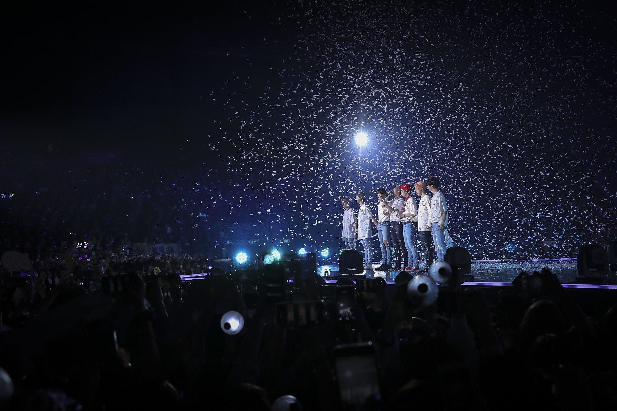 BTS Love Yourself world tour: K-pop idols drive Hong Kong
