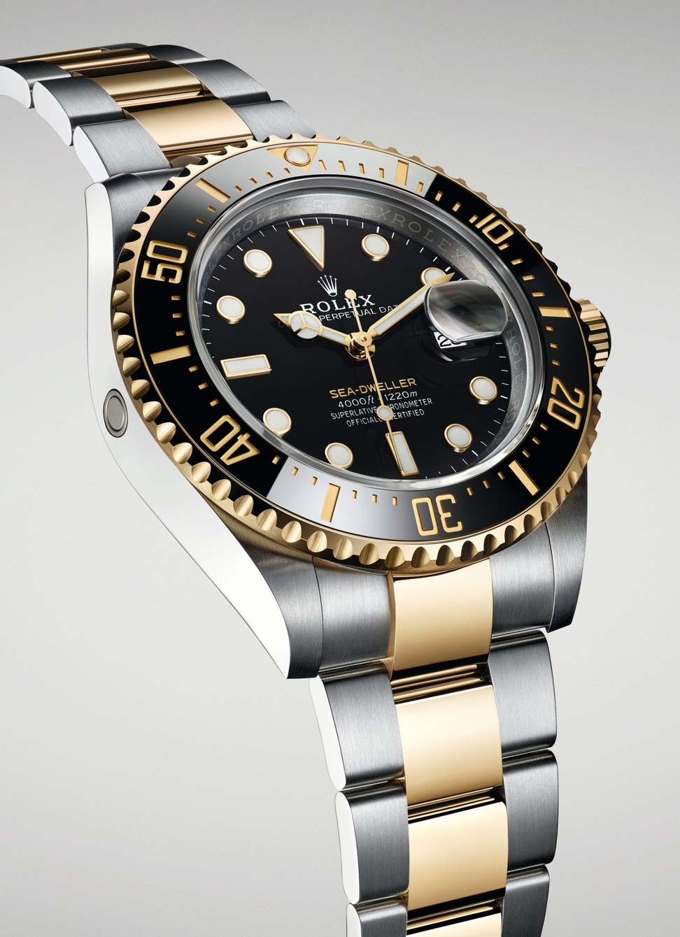 Rolex Oyster Perpetual Sea-Dweller Yellow Rolesor