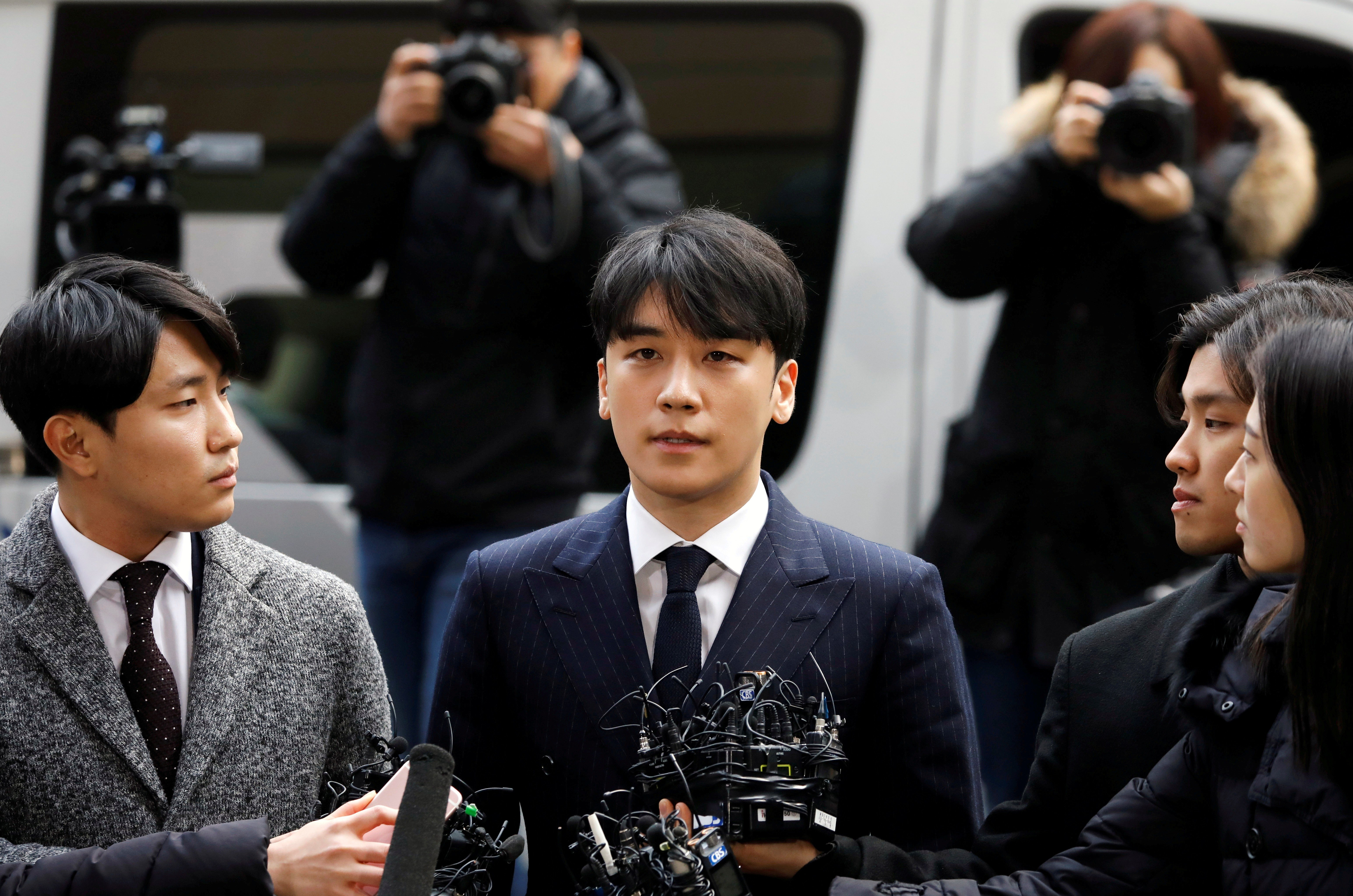 An Asian In Prison Porn how the seungri and jung joon-young k-pop sex scandal