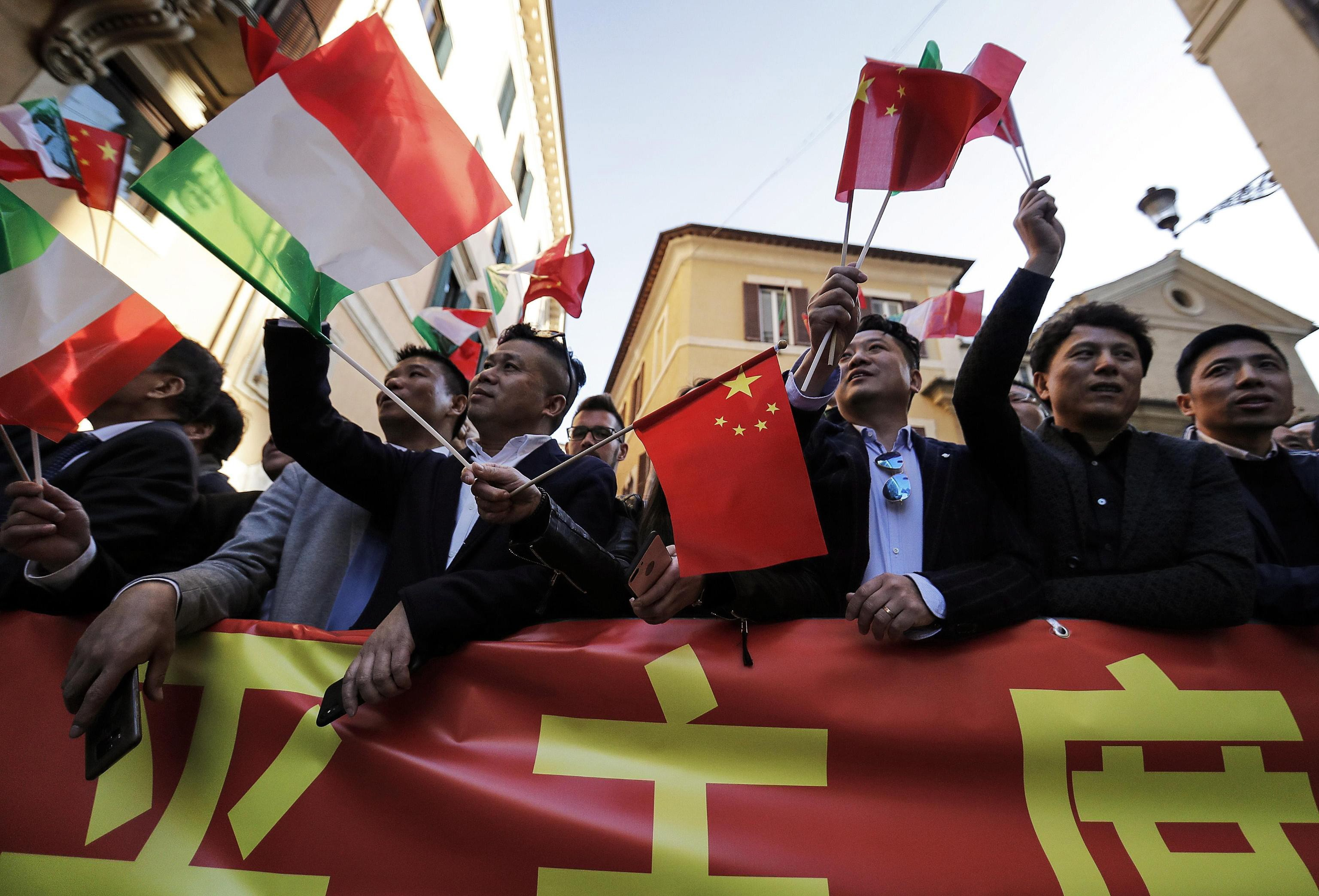 Italy's move to join New Silk Road may see European Union tighten