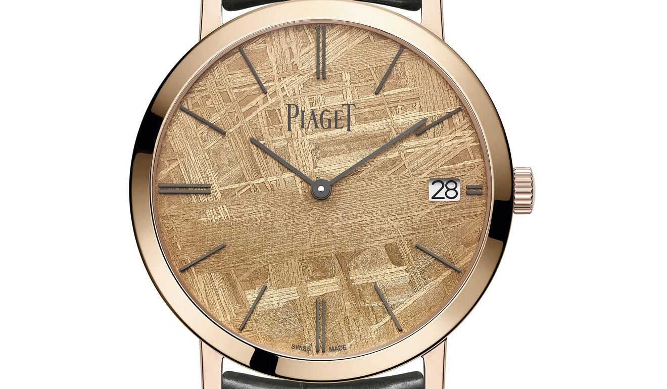 Il nuovo orologio Altiplano di Piaget