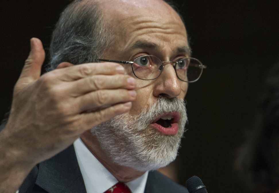 Frank Gaffney said the revived committee aimed to initiate a series of debates about China. Photo: AFP