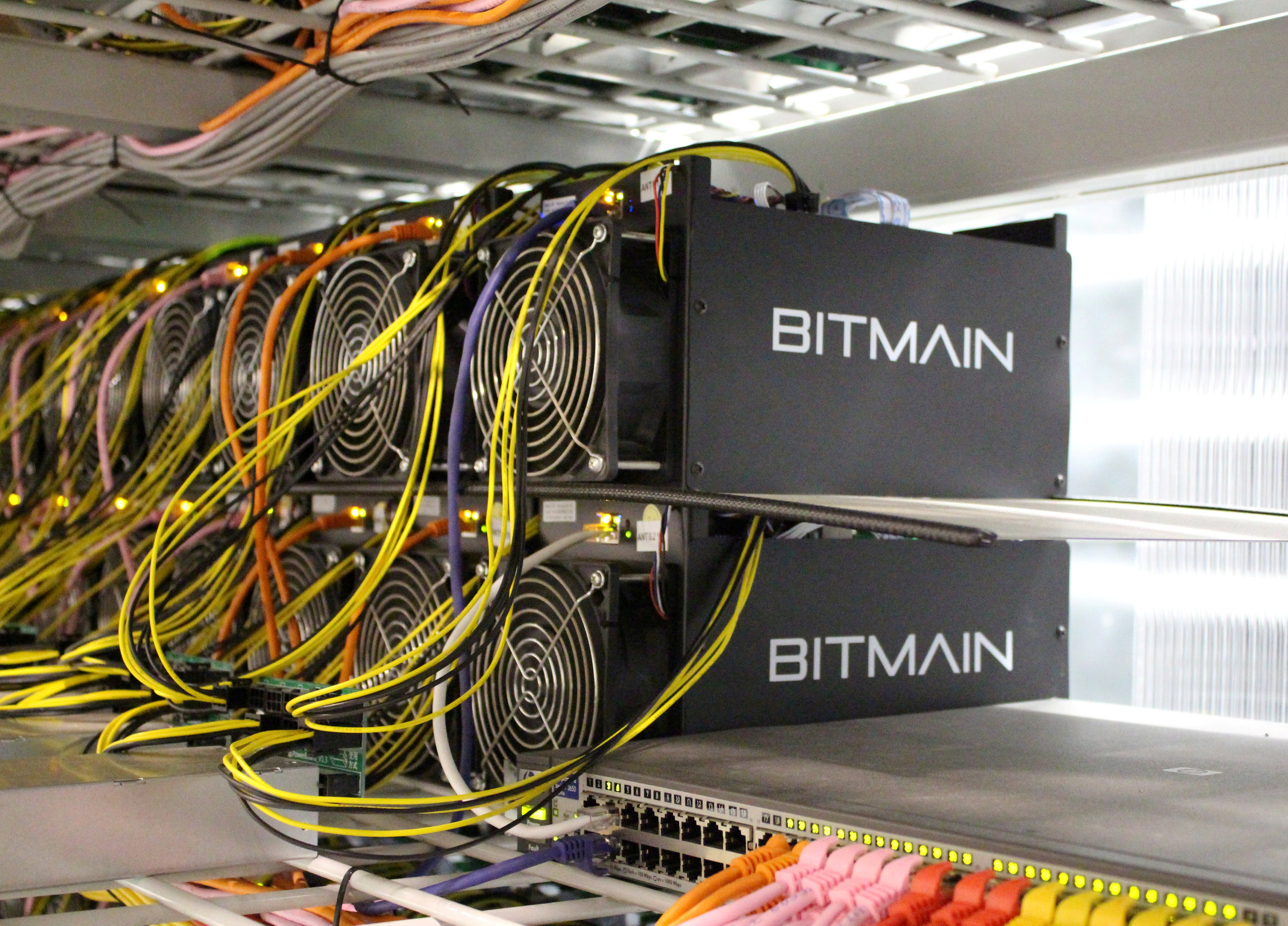 Inside the rise and fall (and rise?) of crypto mining giant Bitmain