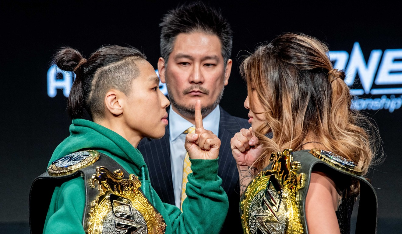 One Championship: 'Unstoppable' Angela Lee came back from the brink
