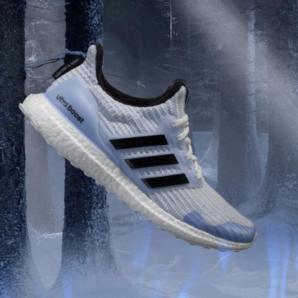 5fdc5edb3 Can Jon Snow outrun the White Walkers in these Adidas  Game of Thrones   sneakers