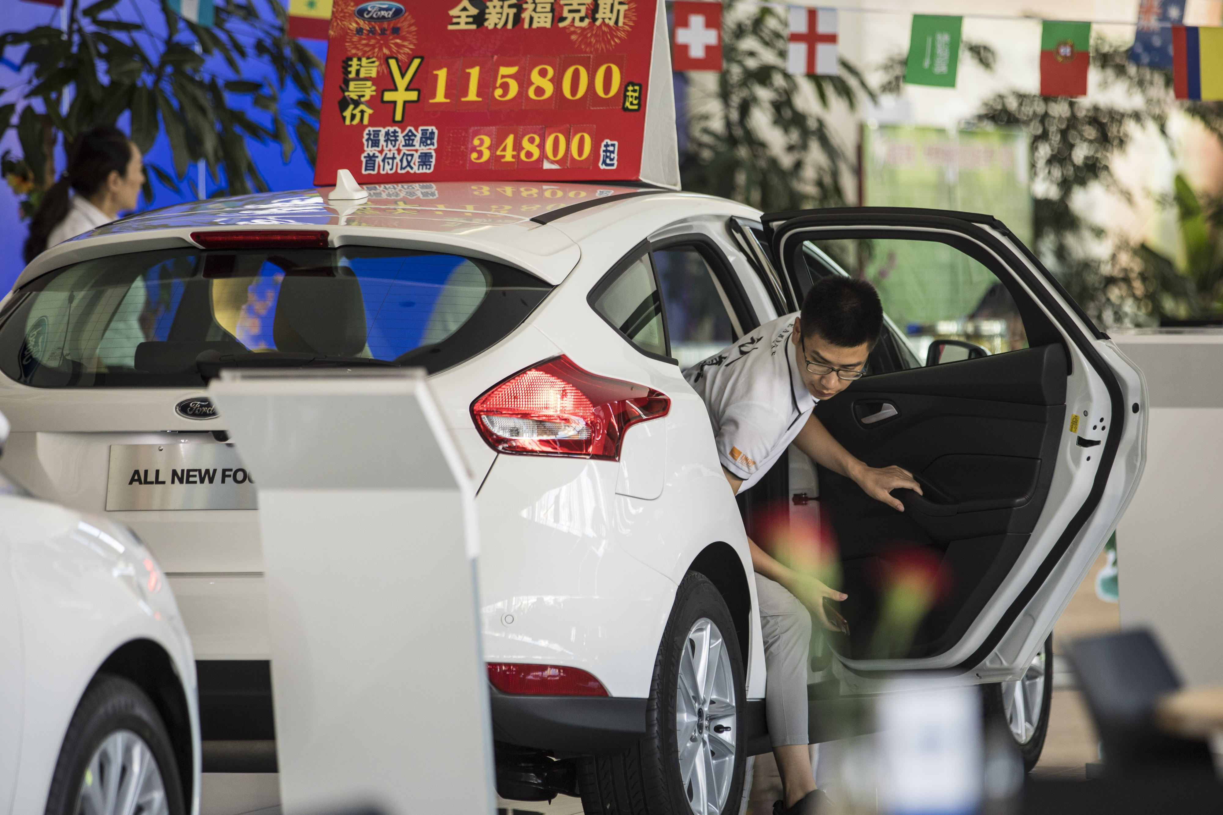 Ford Switches To China Sd Plans 10 New Energy Vehicles For World S Largest Auto Market Over The Next Three Years