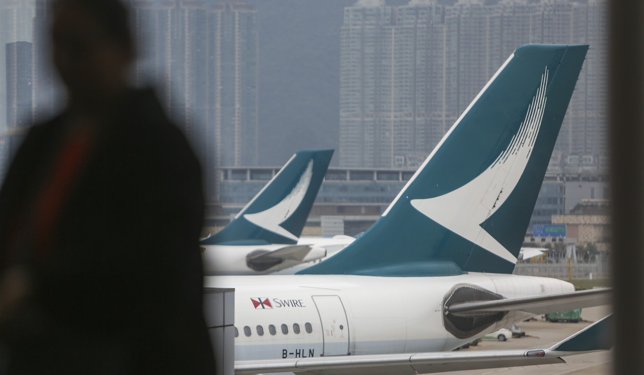 Shanghai airport on verge of surpassing passenger count in HK