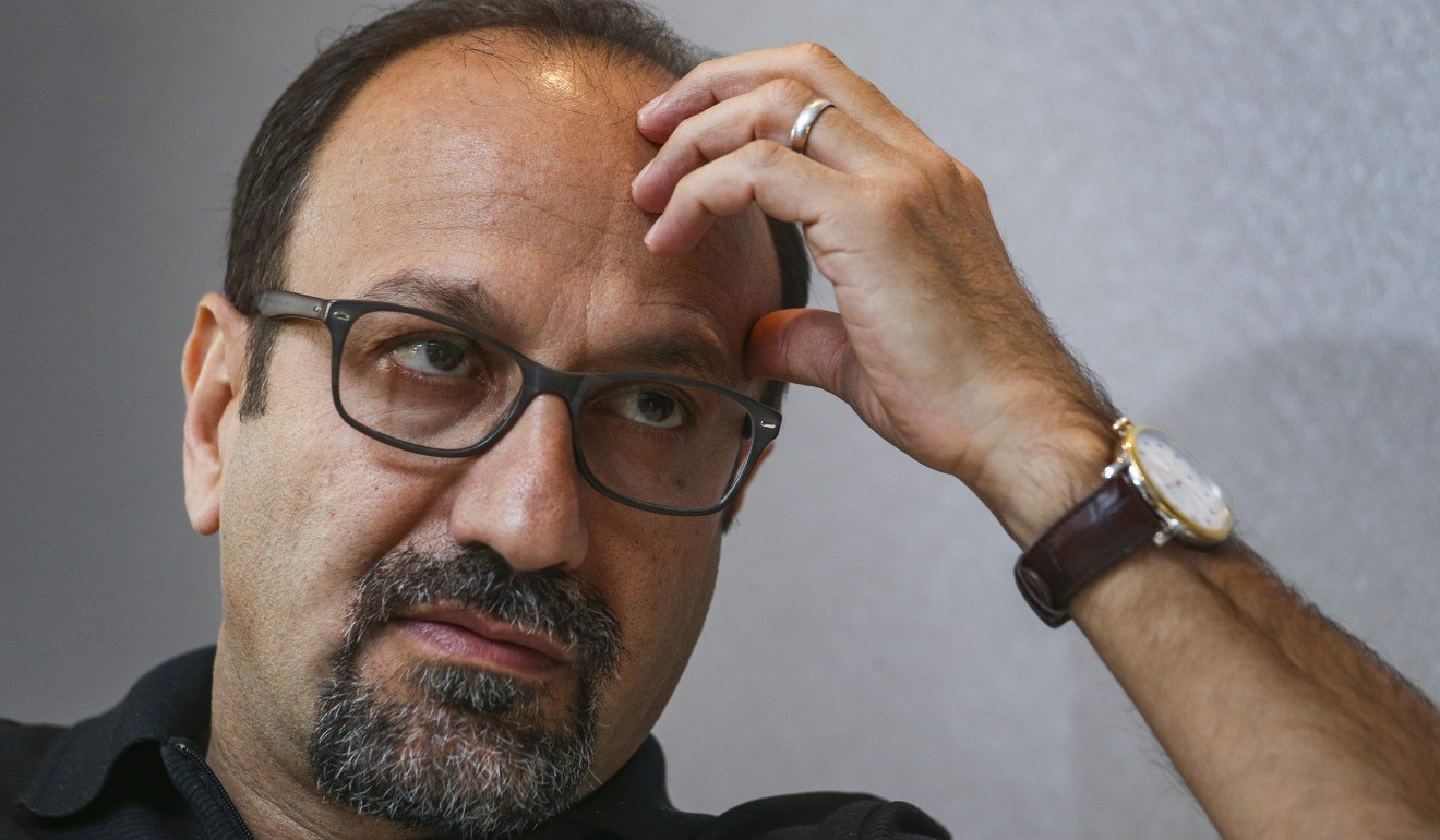 """There's always phobias for a director who … makes films in a different country,"" Asghar Farhadi says. Photo: David Wong/SCMP"
