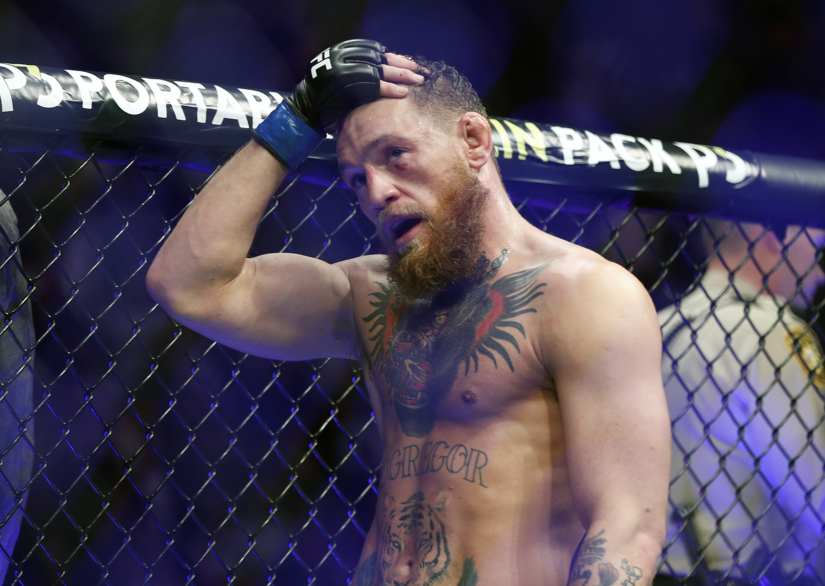 05360fb3e73592 Conor McGregor back in spotlight as police investigate reported fight with  fellow drinker in a Dublin pub | South China Morning Post