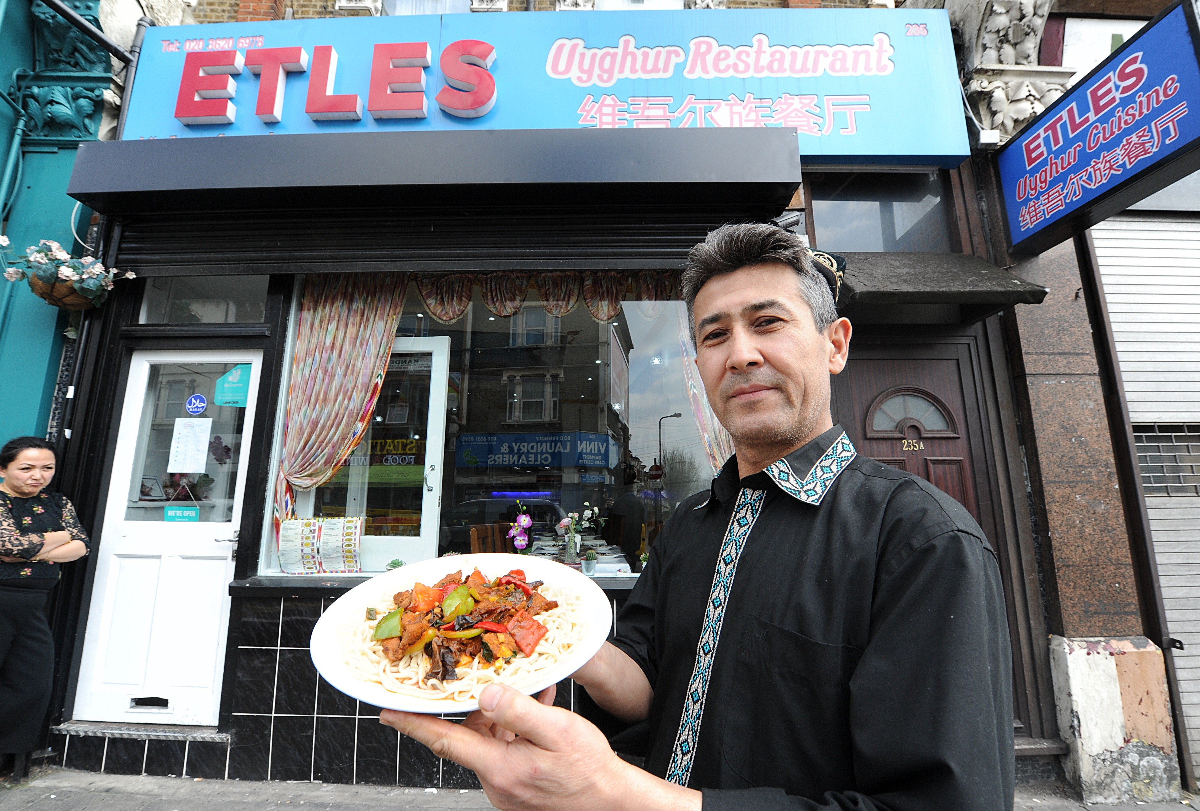 Xinjiang cuisine in London: for Uygur restaurants' owners