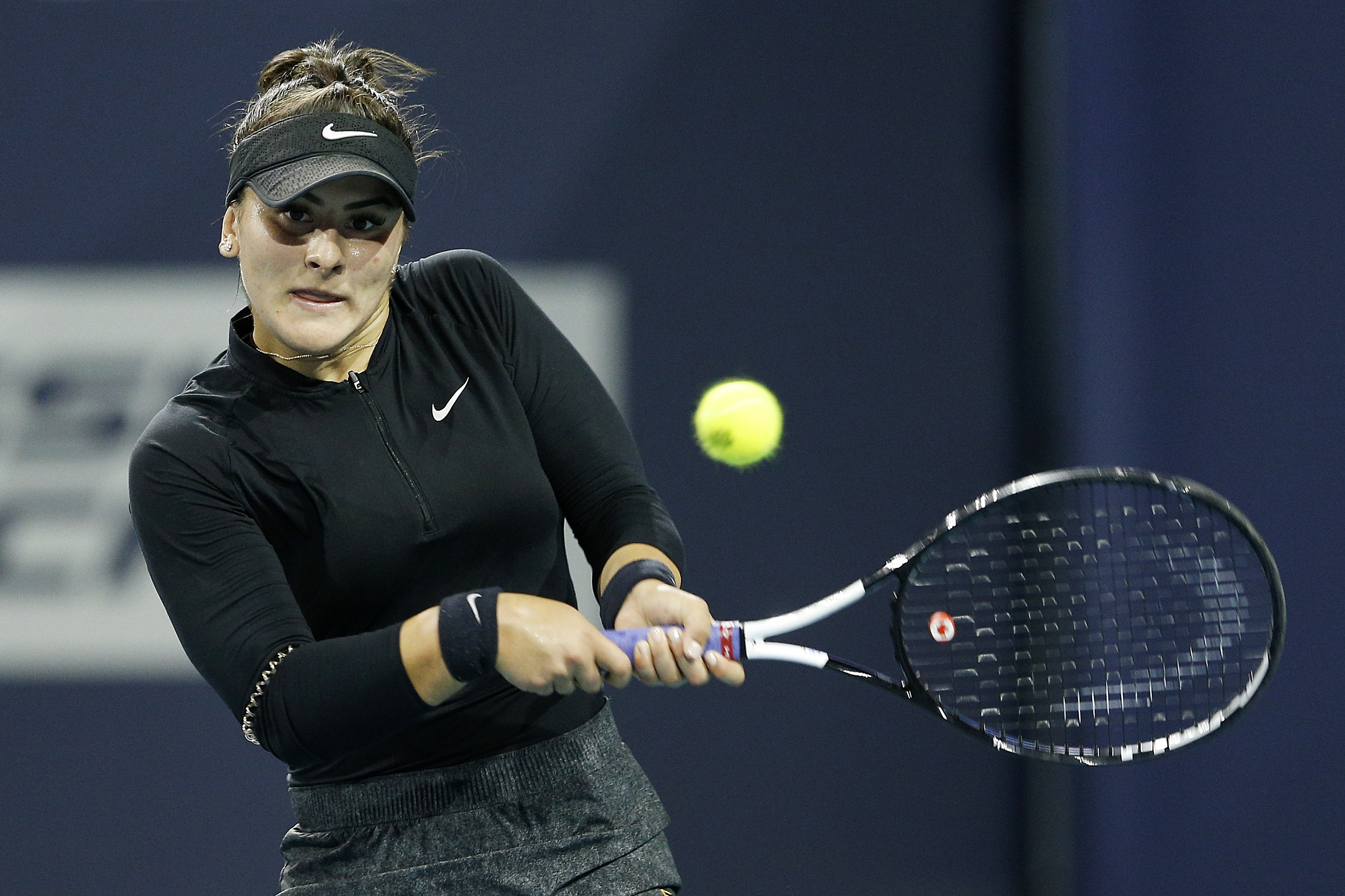 024d81b9f Canada s Bianca Andreescu  the down to earth Drake fan taking women s tennis  by storm after Indian Wells win and WTA rise