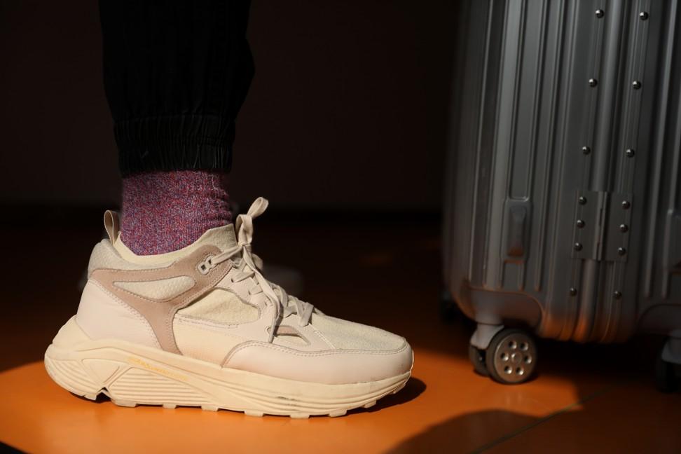 2fd94a65d6cbb Kappa China footwear boss on his love of sneakers