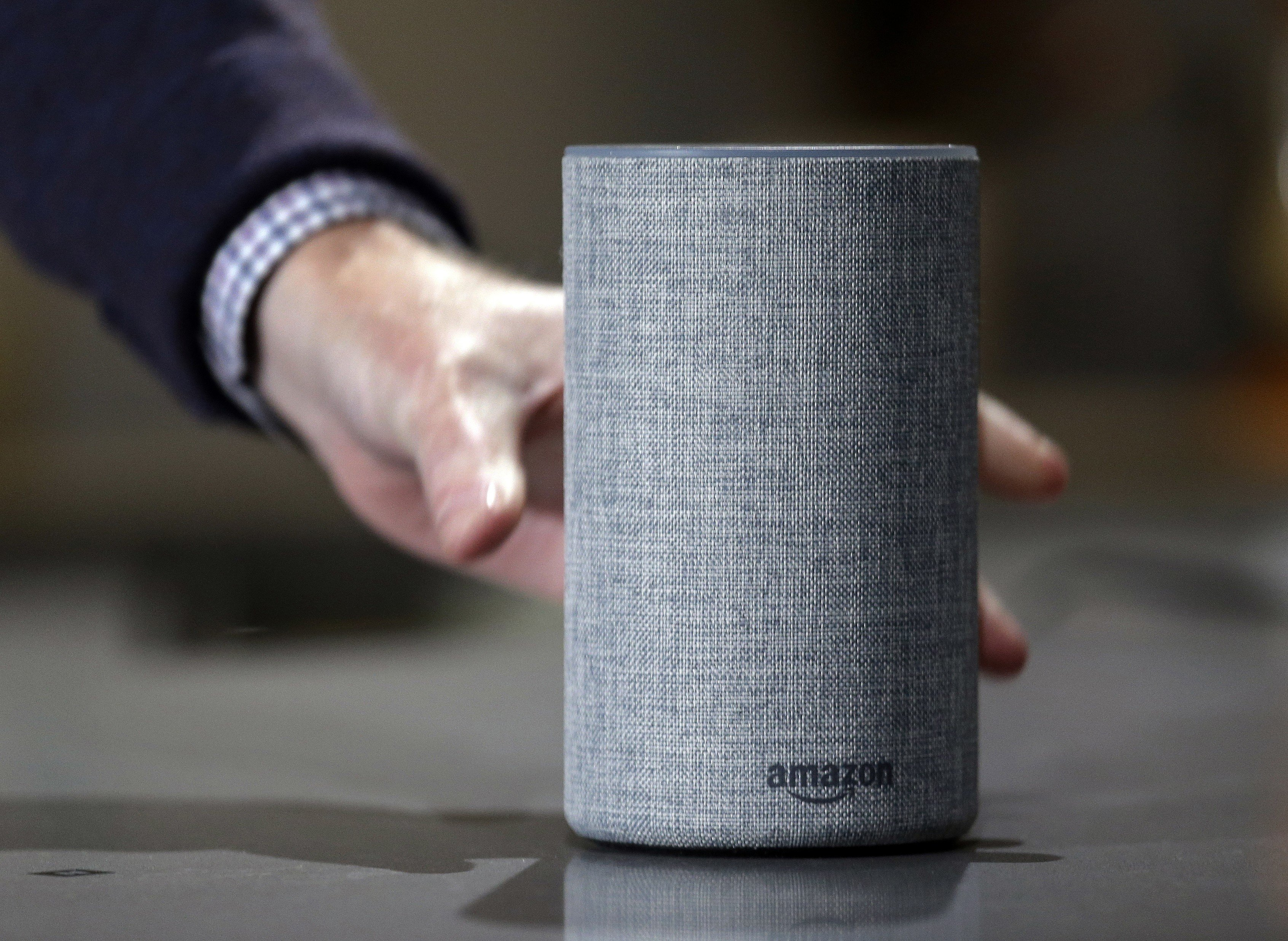 """Amazon confirms it is listening to """"extremely small sample"""" of what"""