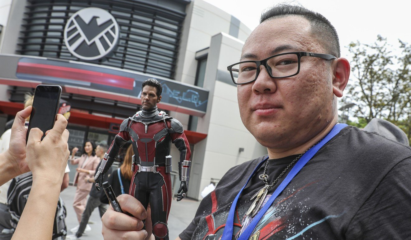 a77b6a00 Captain Marvel to Avengers: Endgame, Marvel Comic Universe's big year  through Kevin Feige's eyes | South China Morning Post