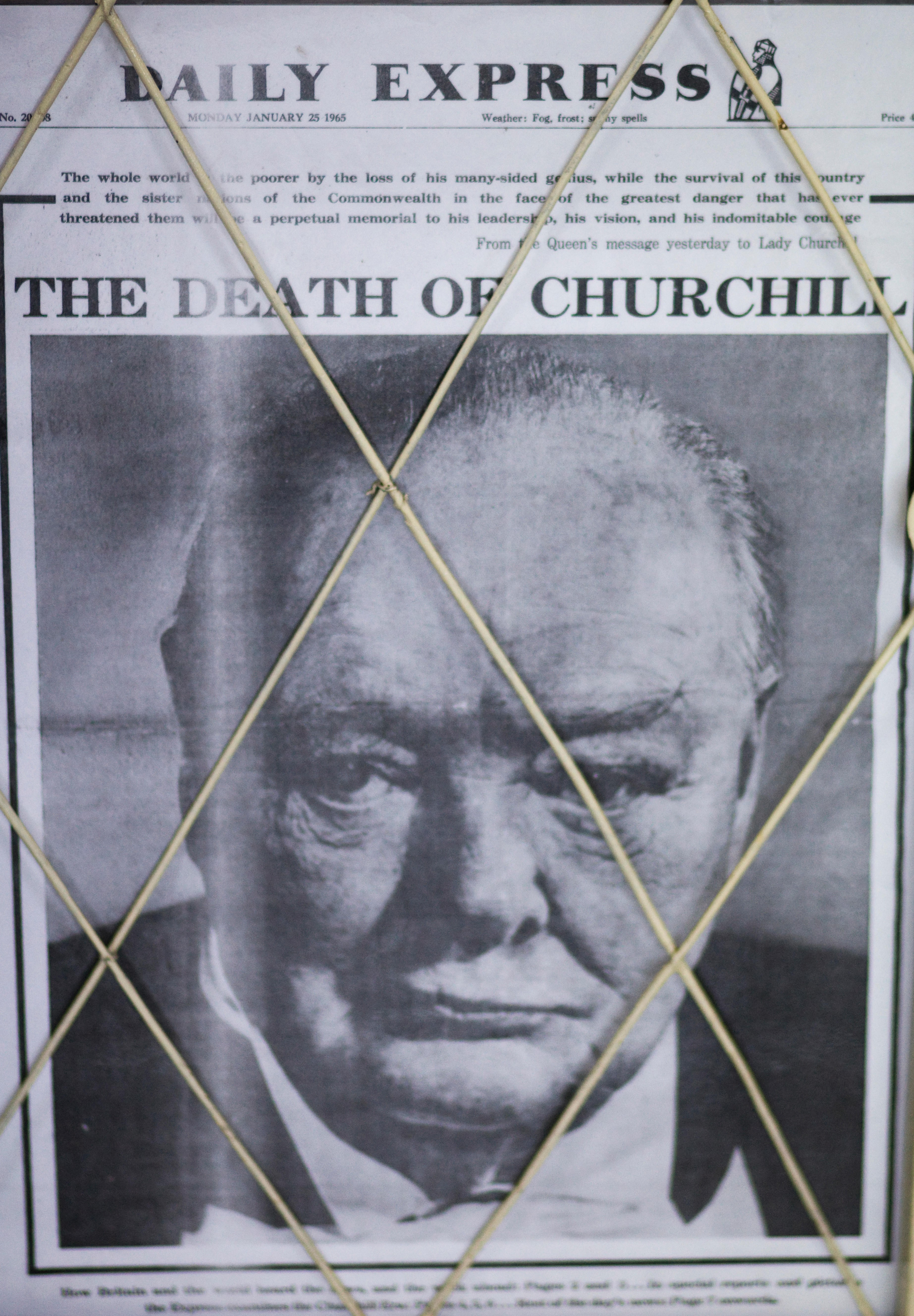 Churchill's real Darkest Hour: new evidence confirms British