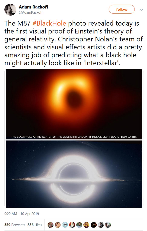 Black holes in films: from Interstellar to Star Trek, 5 movies that