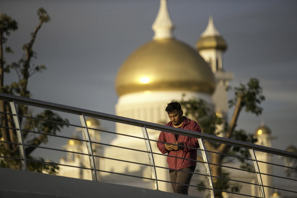 Eight in 10 people in Brunei are Muslim. Photo: EPA-EFE