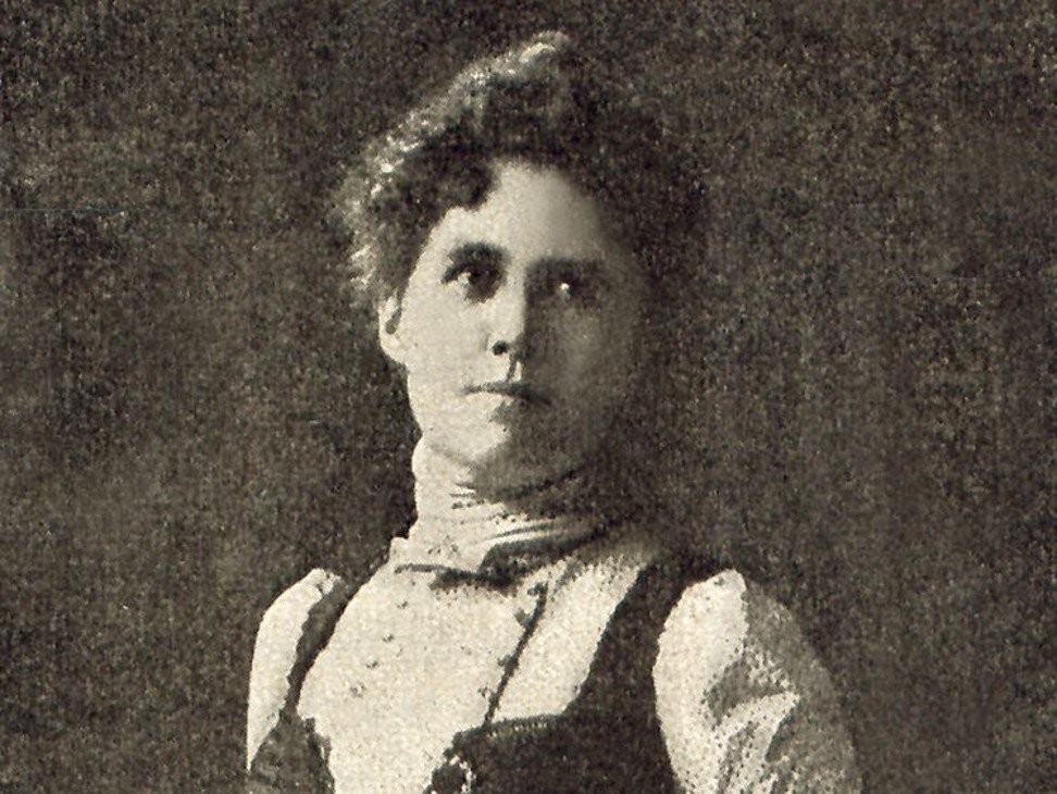 Helen Churchill Candee wasn't deterred from world travel after the Titanic. Photo: Wikimedia Commons