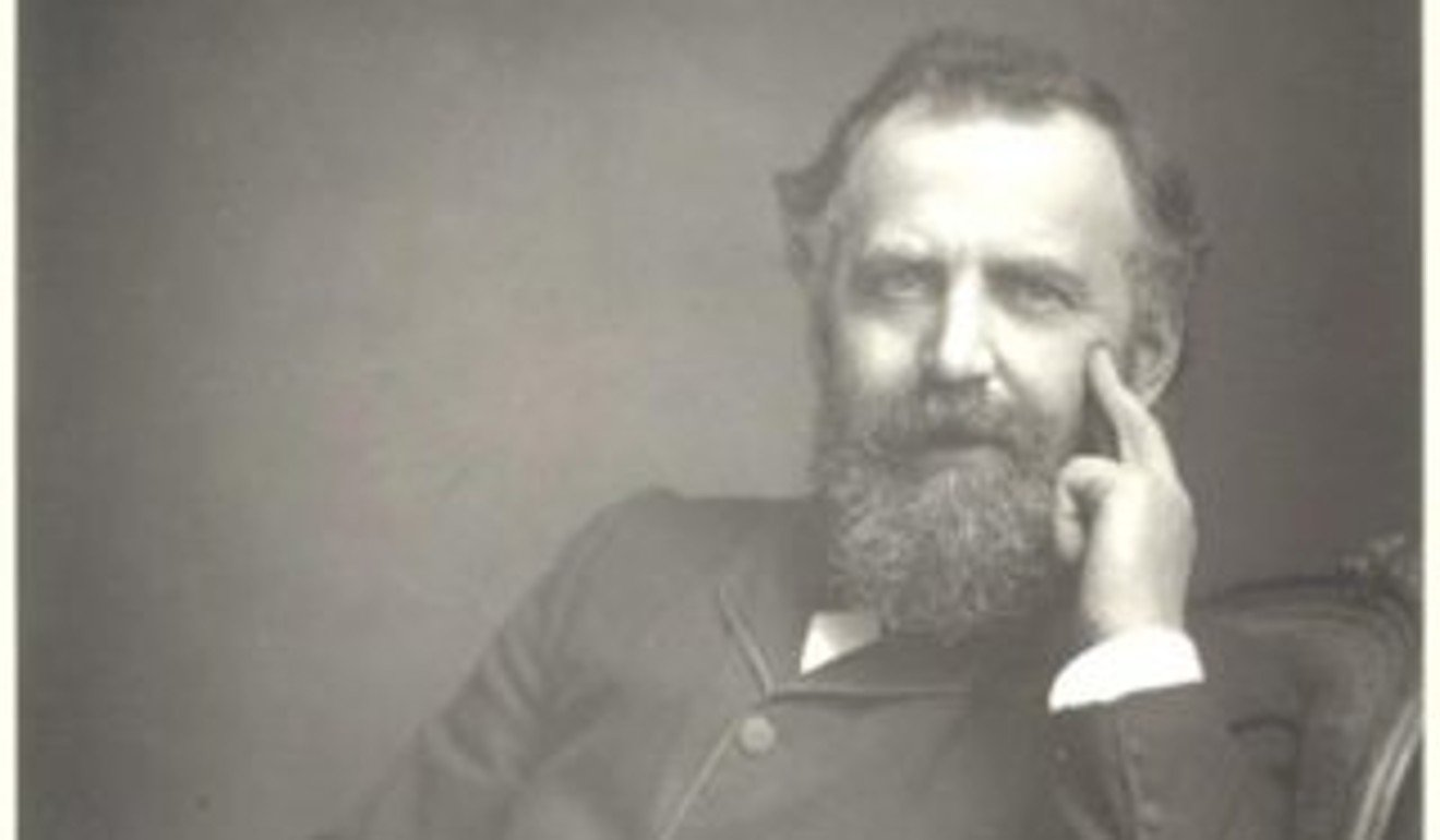 Journalist W.T. Stead spent his last hours reading in his cabin. Photo: Wikimedia Commons