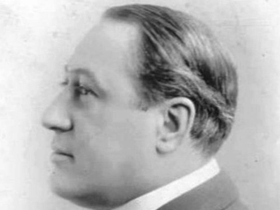 Henry B. Harris. Photo: Wikimedia Commons
