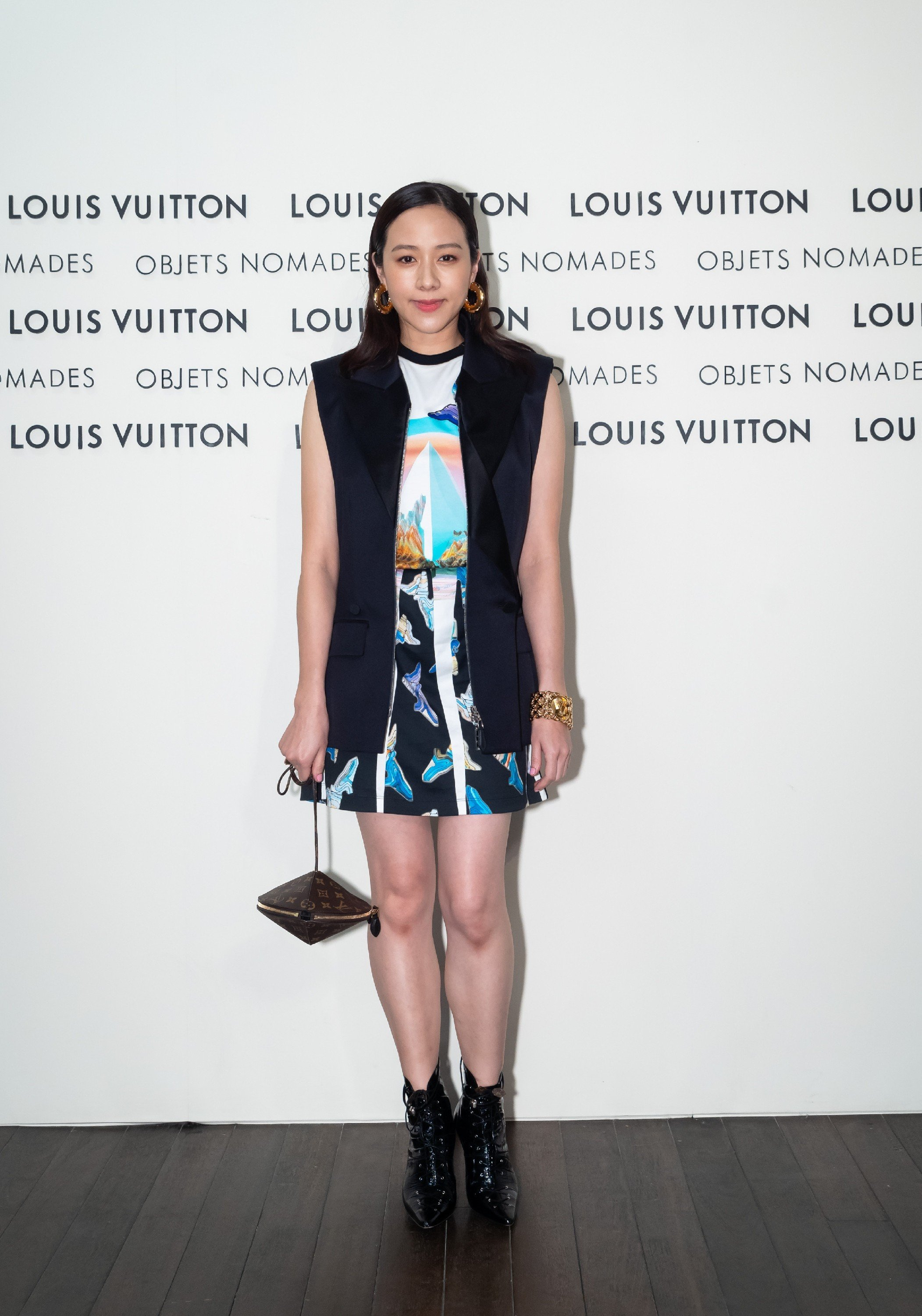 5a8900b84e Aaron Kwok tunes in to the art of design at Louis Vuitton's Objets ...
