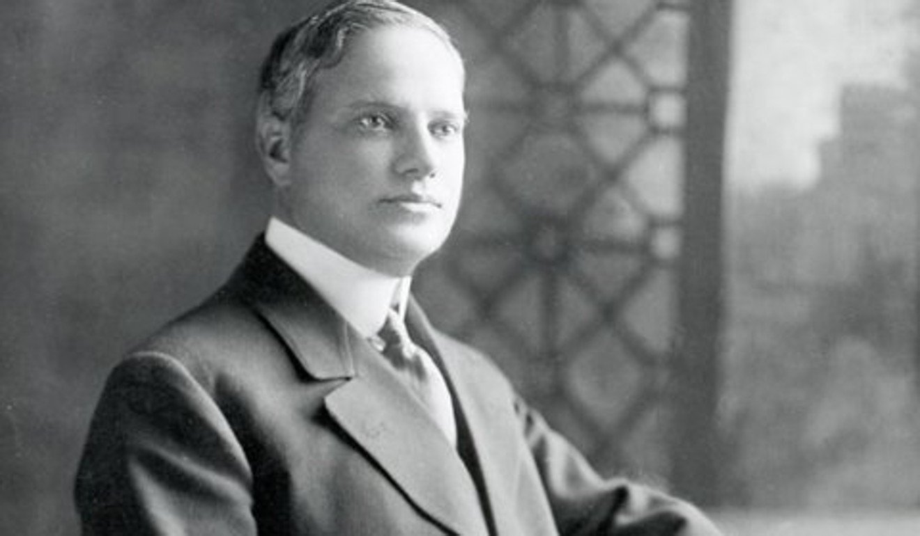 Benjamin Guggenheim remained optimistic to the end. Photo: Wikimedia Commons