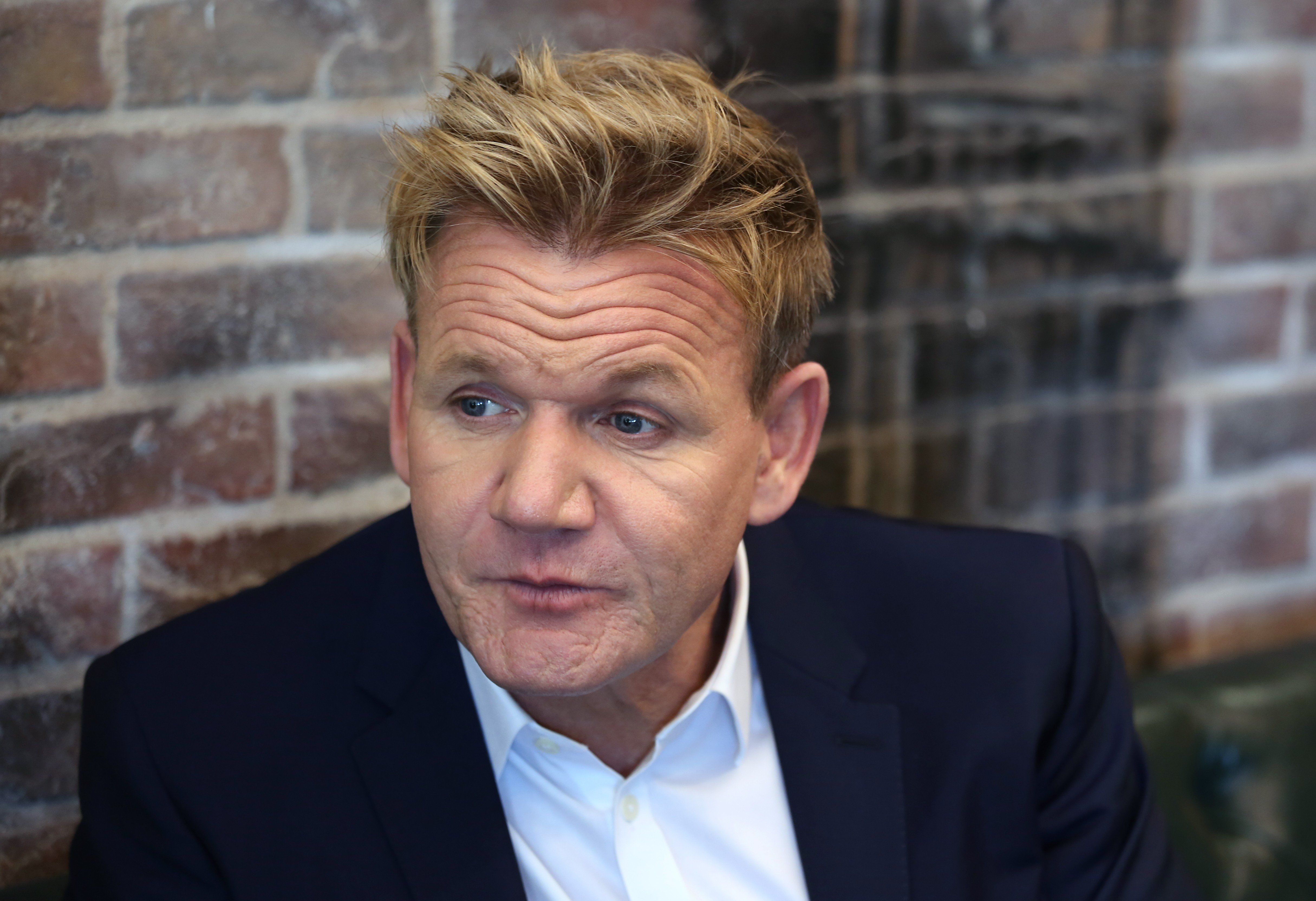 8eb5abecf Celebrity Chef Gordon Ramsay hits back in defence of new Lucky Cat Asian  restaurant in cultural appropriation row