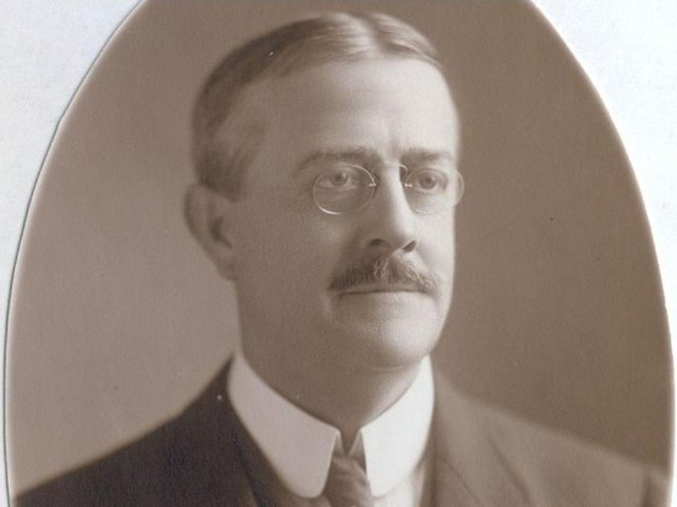 Ironically, George Dennick Wick was travelling to the US to improve his health. Photo: Wikimedia Commons