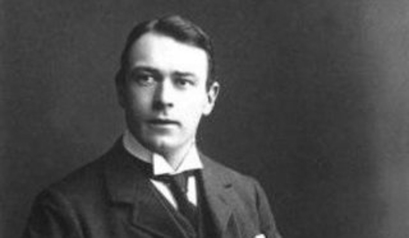 Thomas Andrews was the principal designer for the Titanic. Photo: Wikimedia Commons
