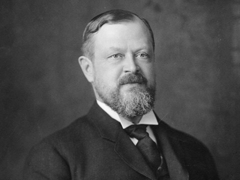 Charles Melville Hays. Photo: Wikimedia Commons