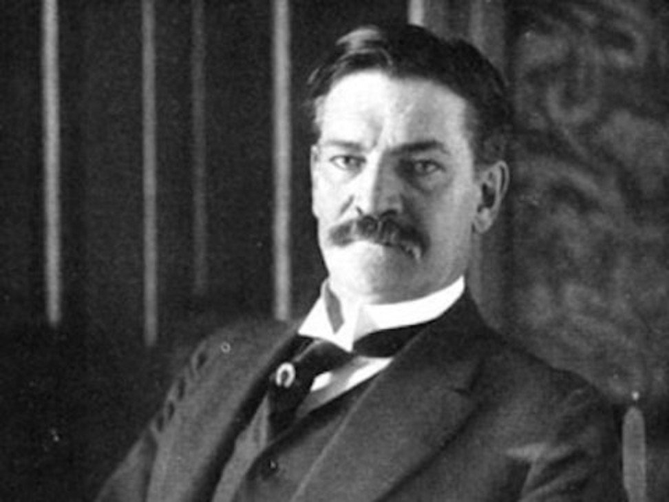 Historian Archibald Gracie IV survived to write a detailed account of the tragedy. Photo: Wikimedia Commons