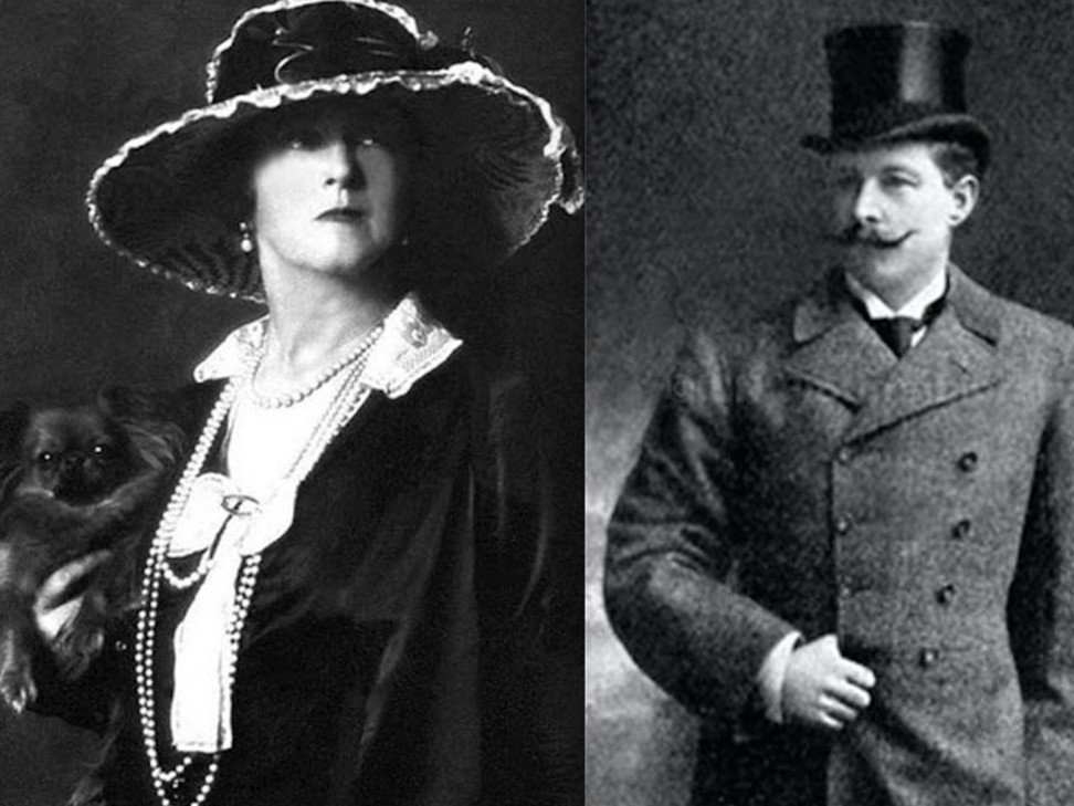 Two of the most prominent passengers Cosmo and Lucy Duff-Gordon. Photo: Wikimedia Commons
