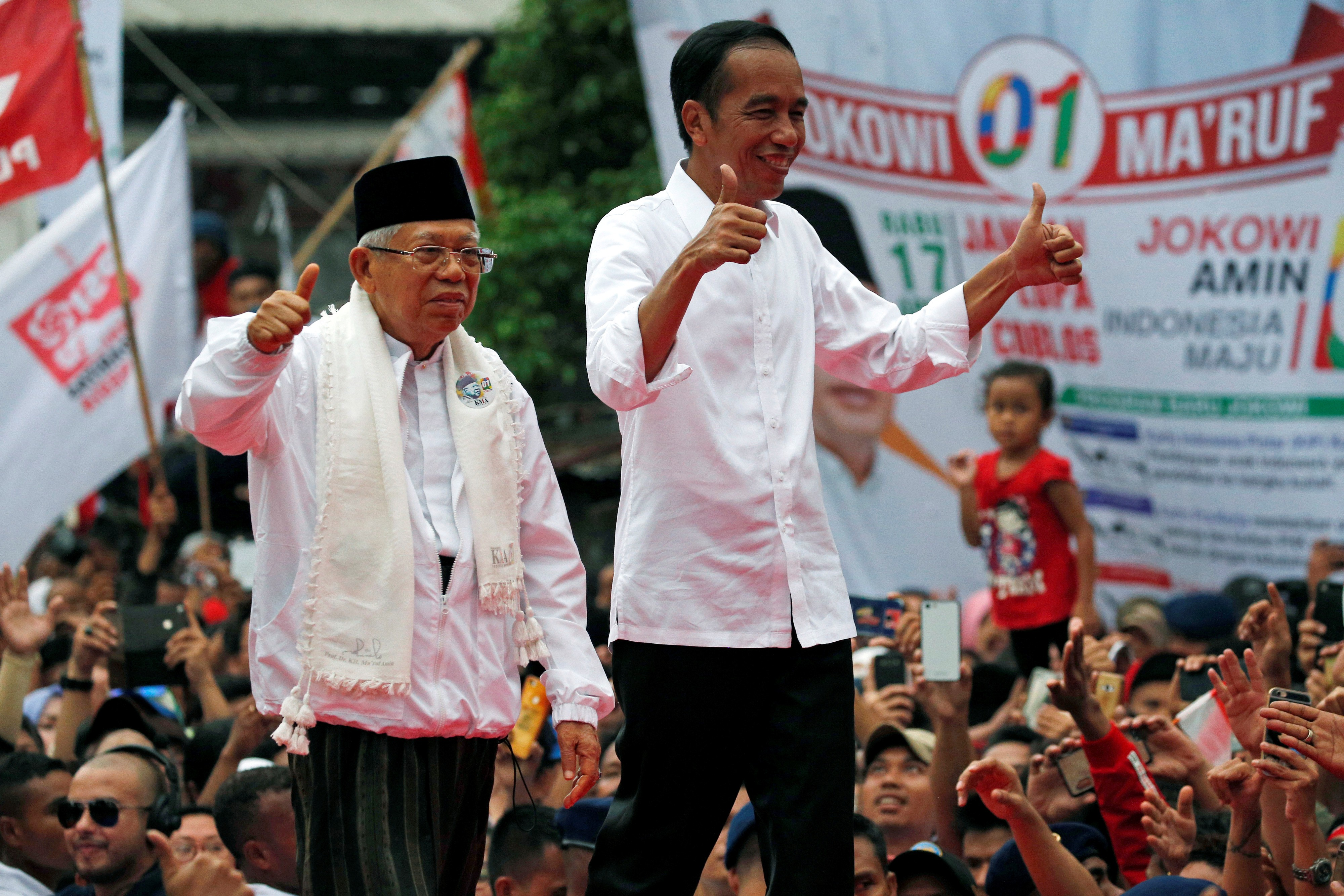 Election Wont End This Overnight But >> Indonesia Election Who Will Win Between Joko Widodo And Prabowo