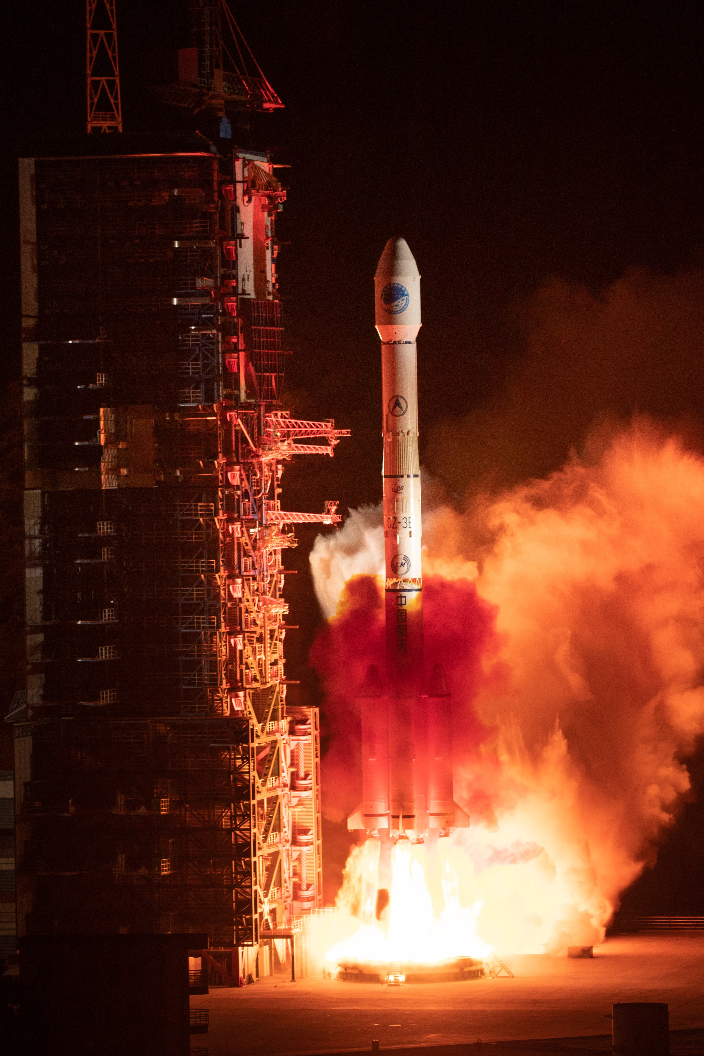 China adds new satellite to its Beidou network that aims to rival US