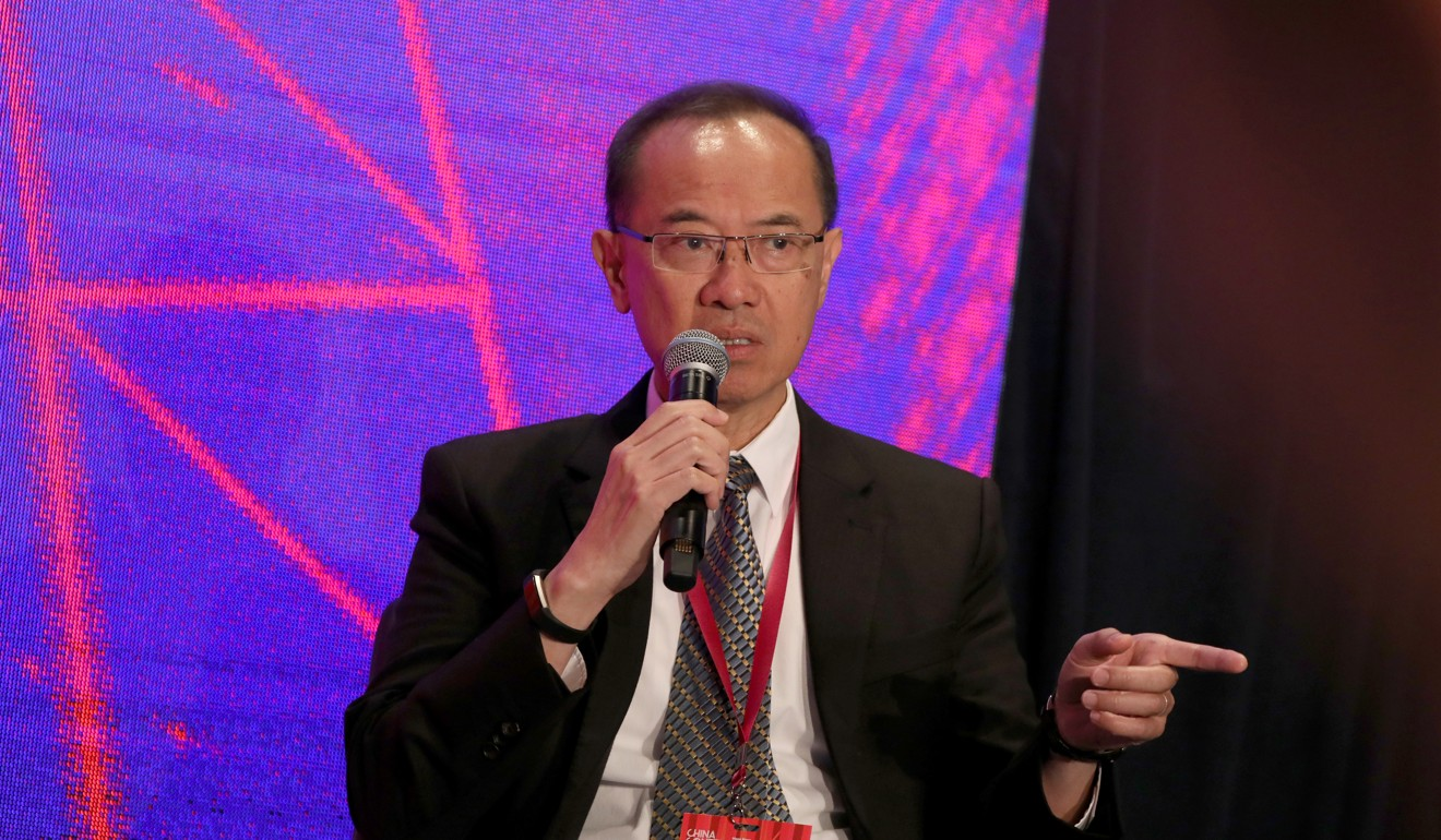George Yeo, the former Singapore foreign minister. Photo: Nora Tam