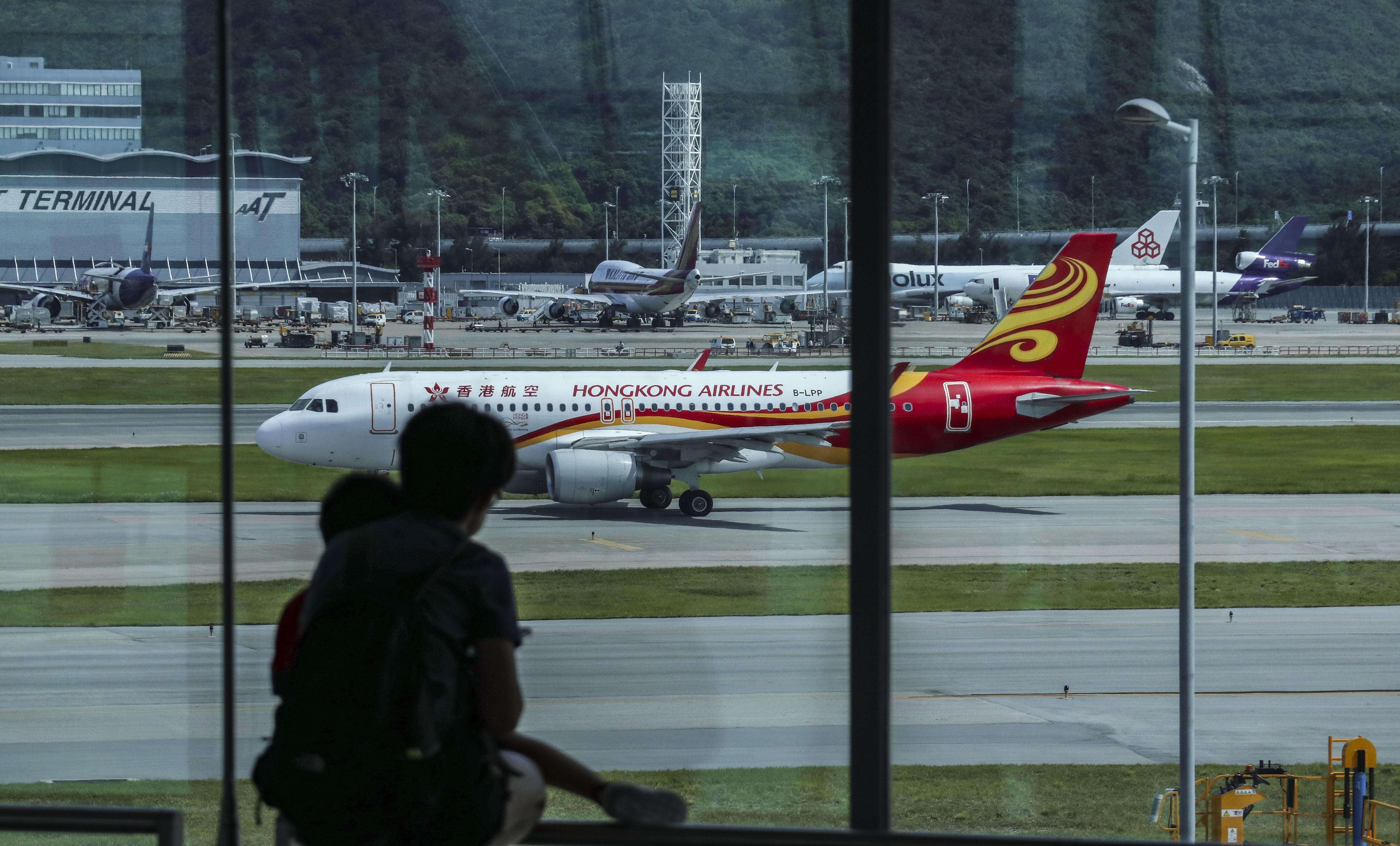 Hong Kong airport must meet the challenges of regional