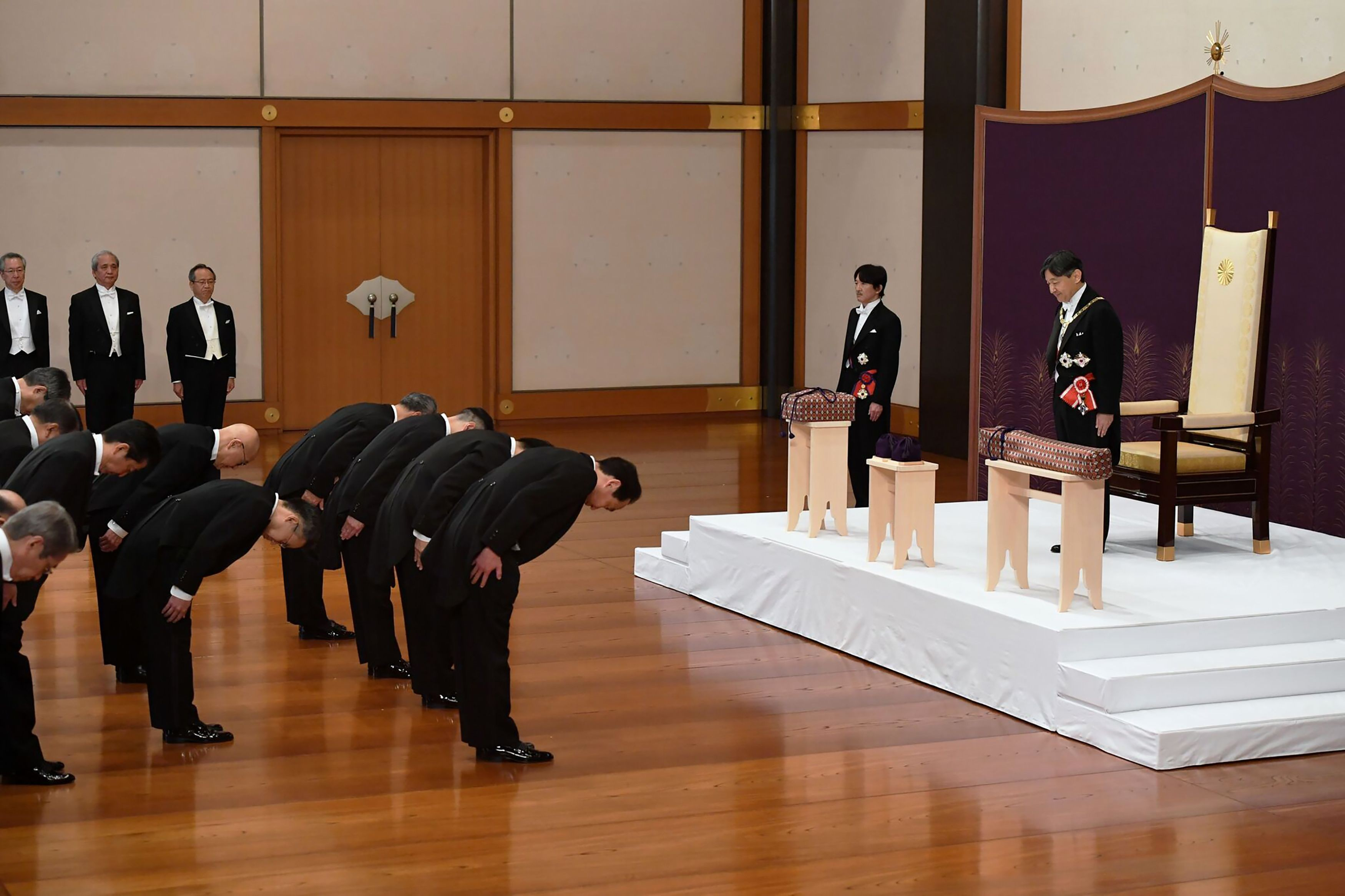 A sword, a jewel and a mirror: what are Japan's Sacred Treasures
