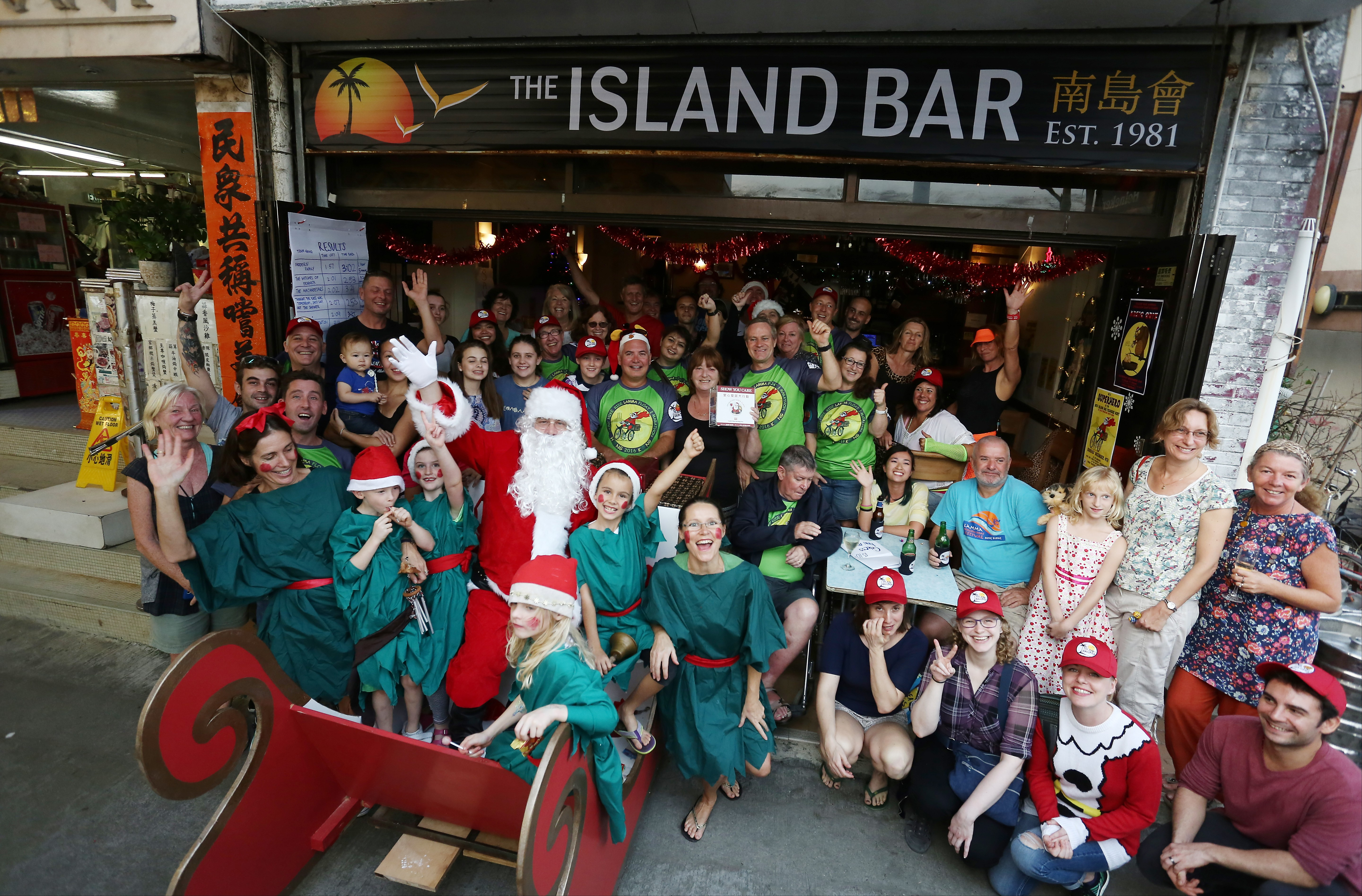 Lamma's famous Island Bar to close its doors after almost 40 years