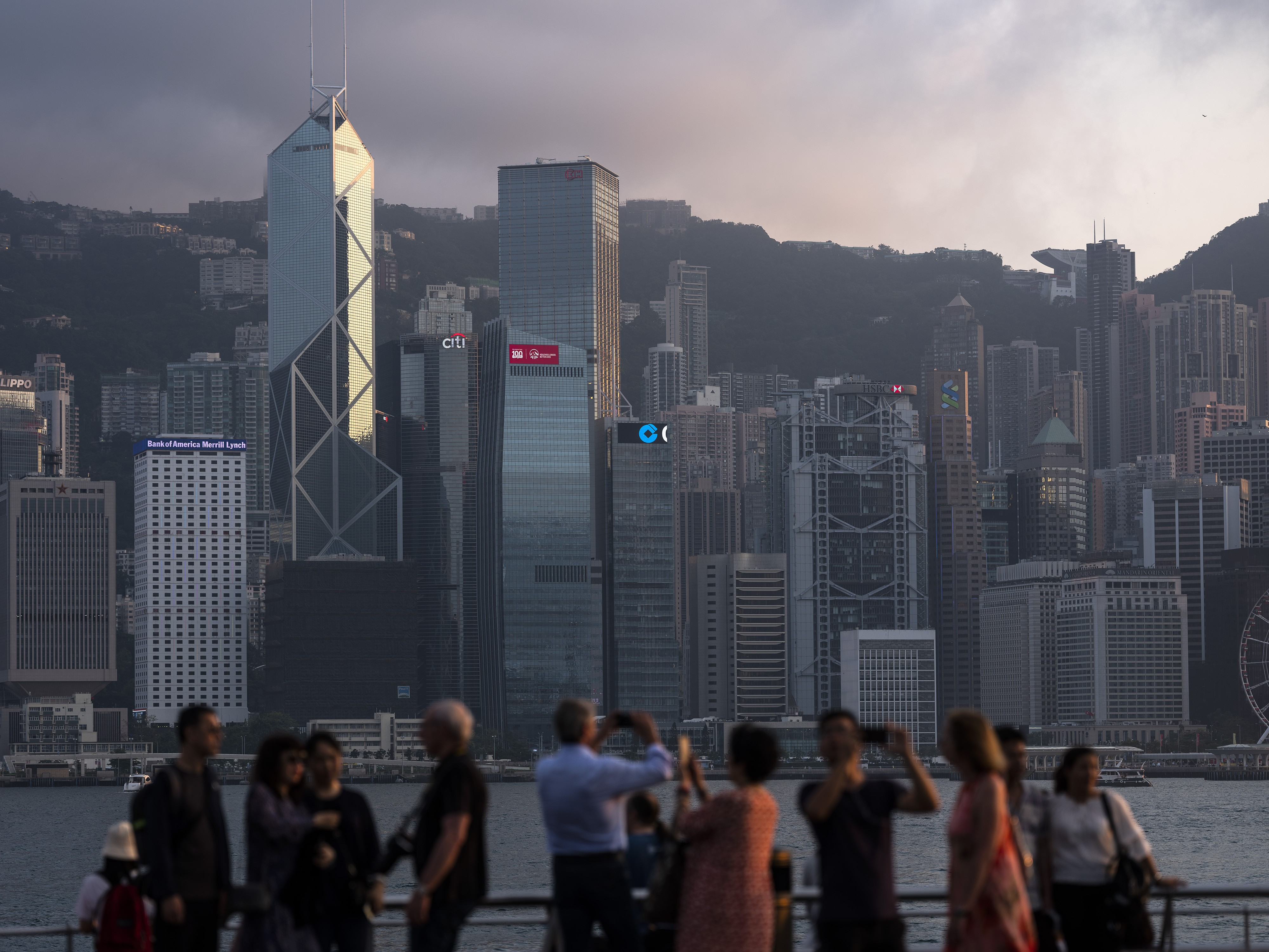 Hong Kong a ticking financial time bomb? A thrilling story