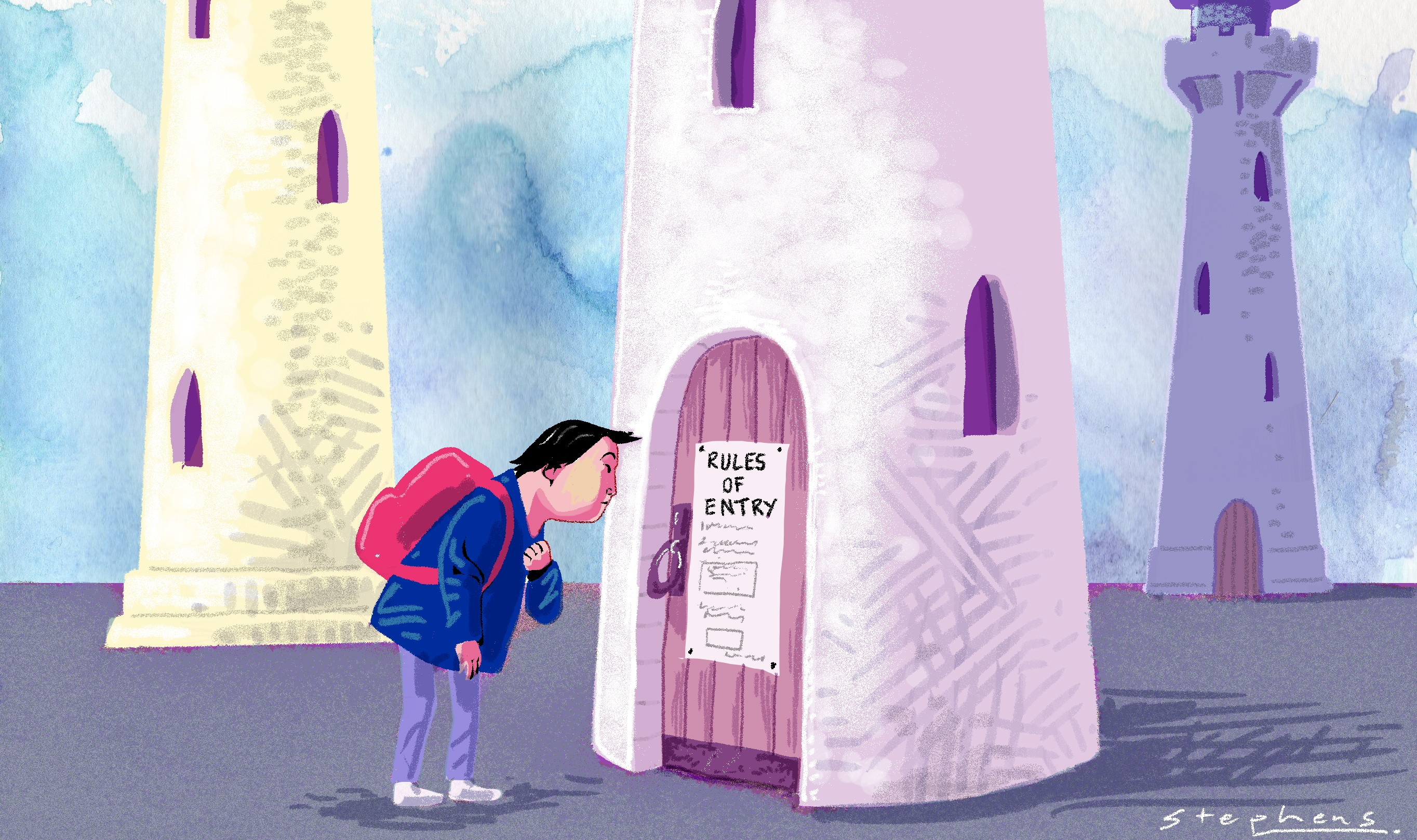 To assuage fear of Chinese scholars, US universities need to set